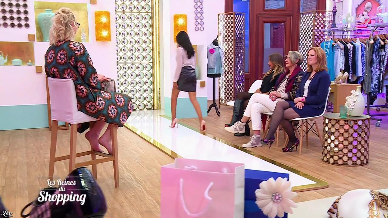 Candidates dans les Reines du Shopping. Diffusé à la télévision le 28/06/16.