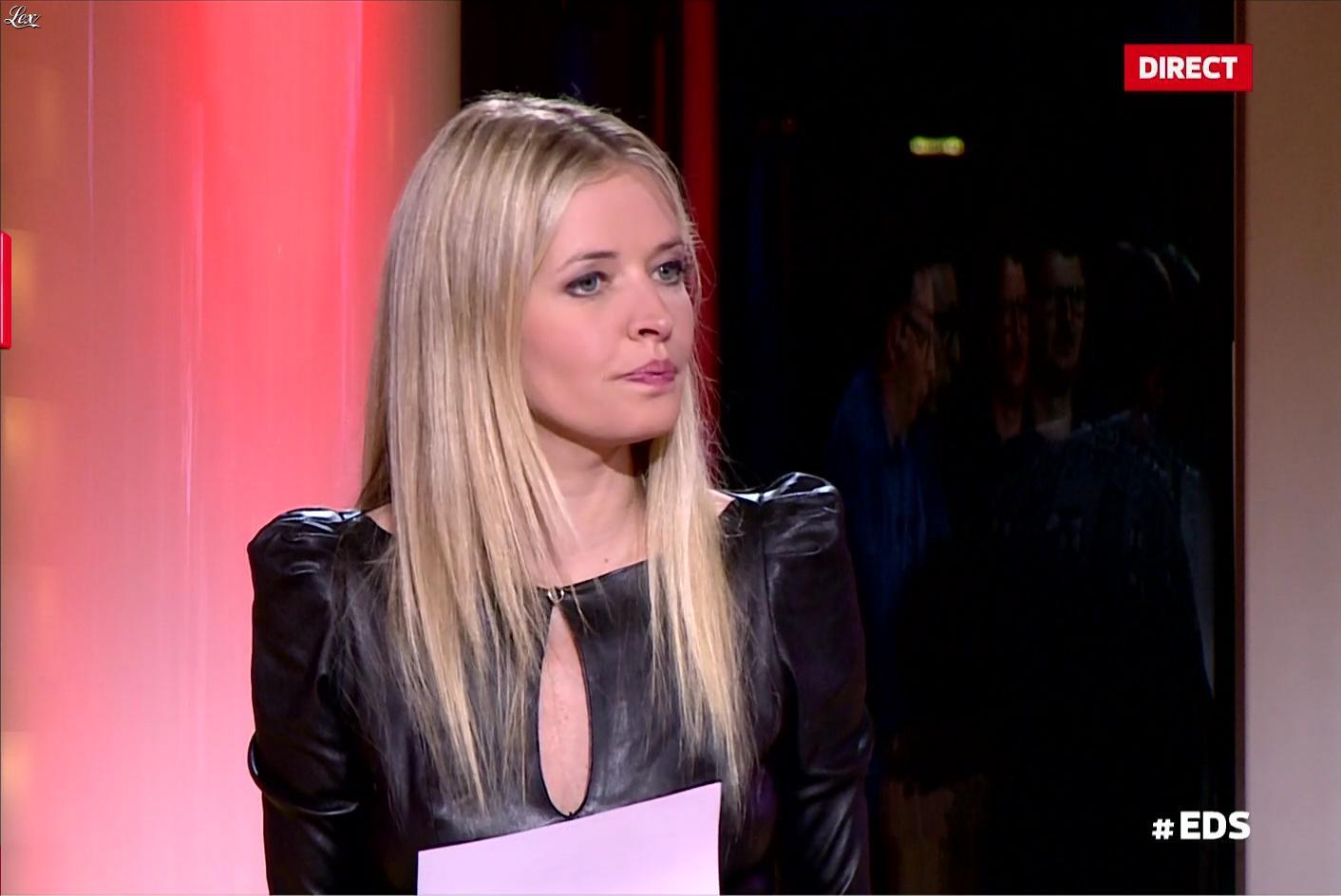 Carine Galli dans l'Equipe du Soir. Diffusé à la télévision le 23/05/16.