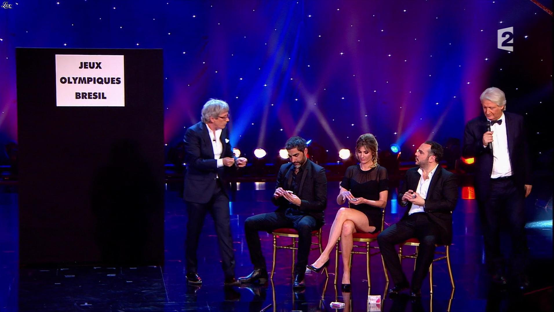 Caroline Ithurbide dans le Plus Grand Cabaret du Monde. Diffusé à la télévision le 04/06/16.