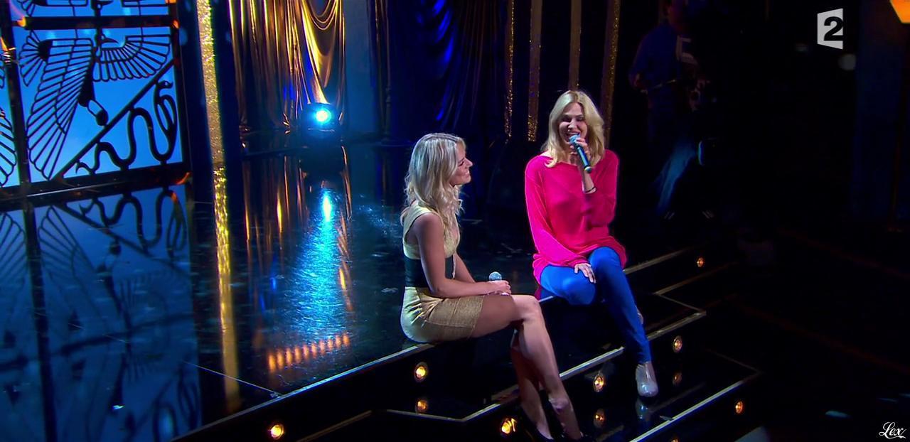 Héléna Noguerra et Aurore Delplace dans Folie Passagere. Diffusé à la télévision le 18/05/16.