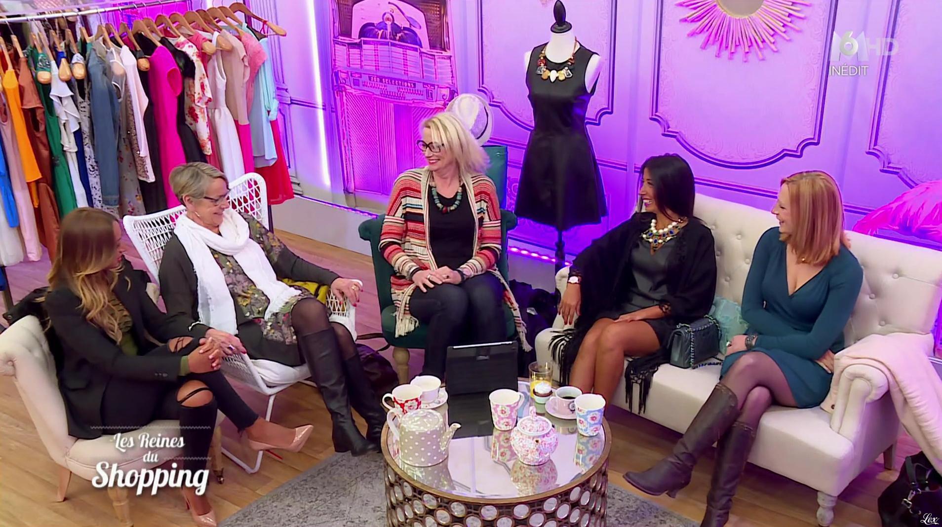 Inconnue dans les Reines du Shopping. Diffusé à la télévision le 27/06/16.