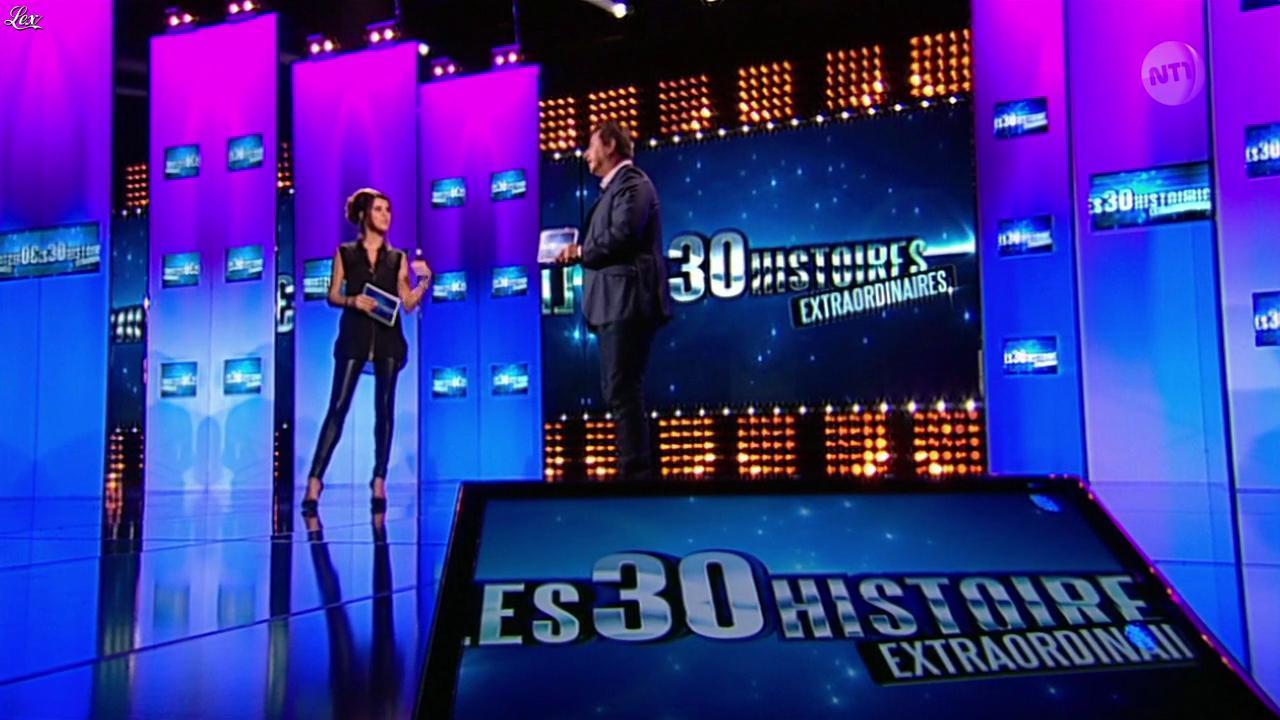 Karine Ferri dans les 30 Histoires Extraodinaires. Diffusé à la télévision le 06/06/16.