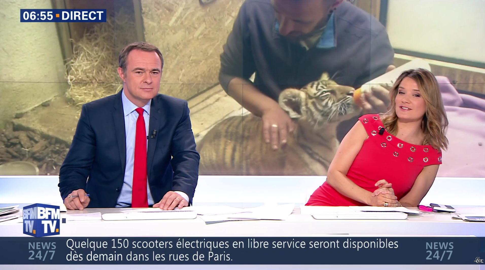 Pascale De La Tour Du Pin dans Première Edition. Diffusé à la télévision le 20/06/16.