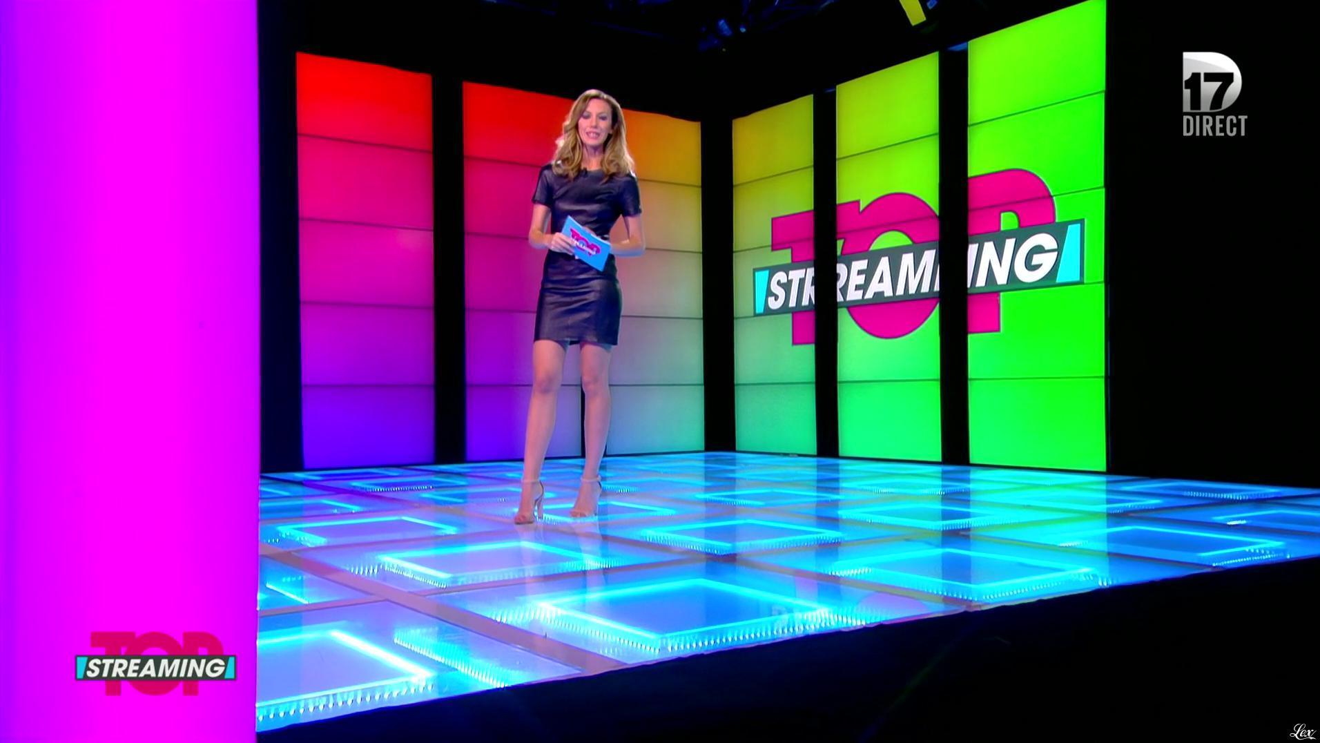 Salome Lagresle dans Top Streaming. Diffusé à la télévision le 17/06/16.