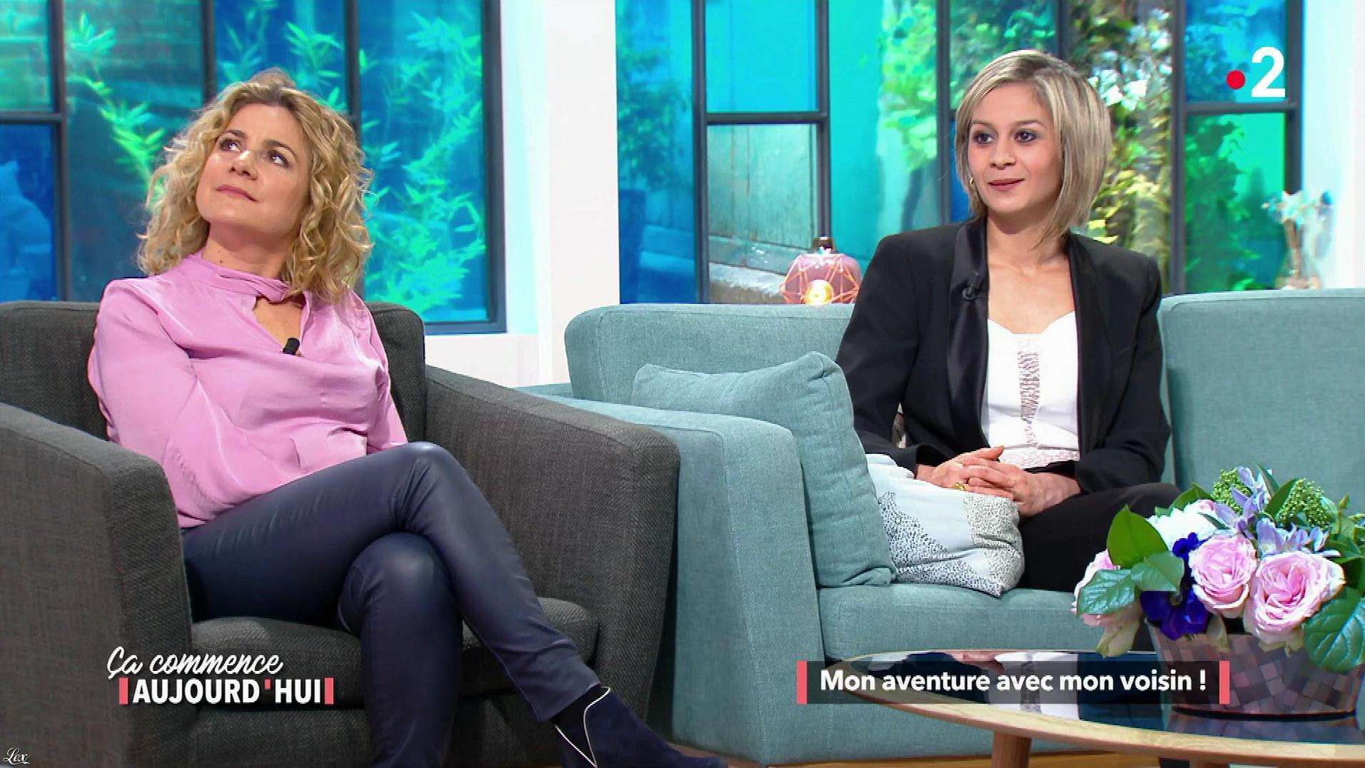 Christèle Albaret dans Ça Commence Aujourd'hui. Diffusé à la télévision le 13/06/18.
