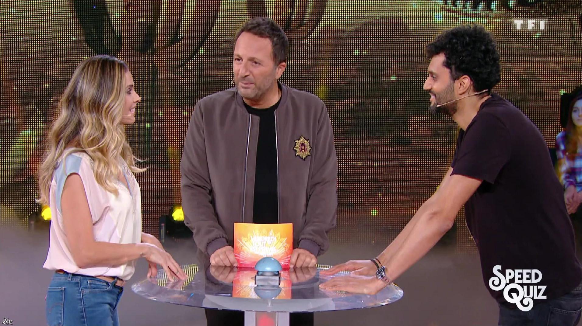 Clara Morgane dans Vendredi, Tout Est Permis. Diffusé à la télévision le 23/02/18.