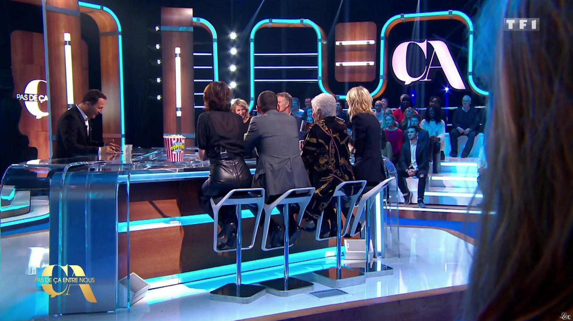 Valérie Bonneton dans Pas de Ça Entre Nous. Diffusé à la télévision le 23/02/18.