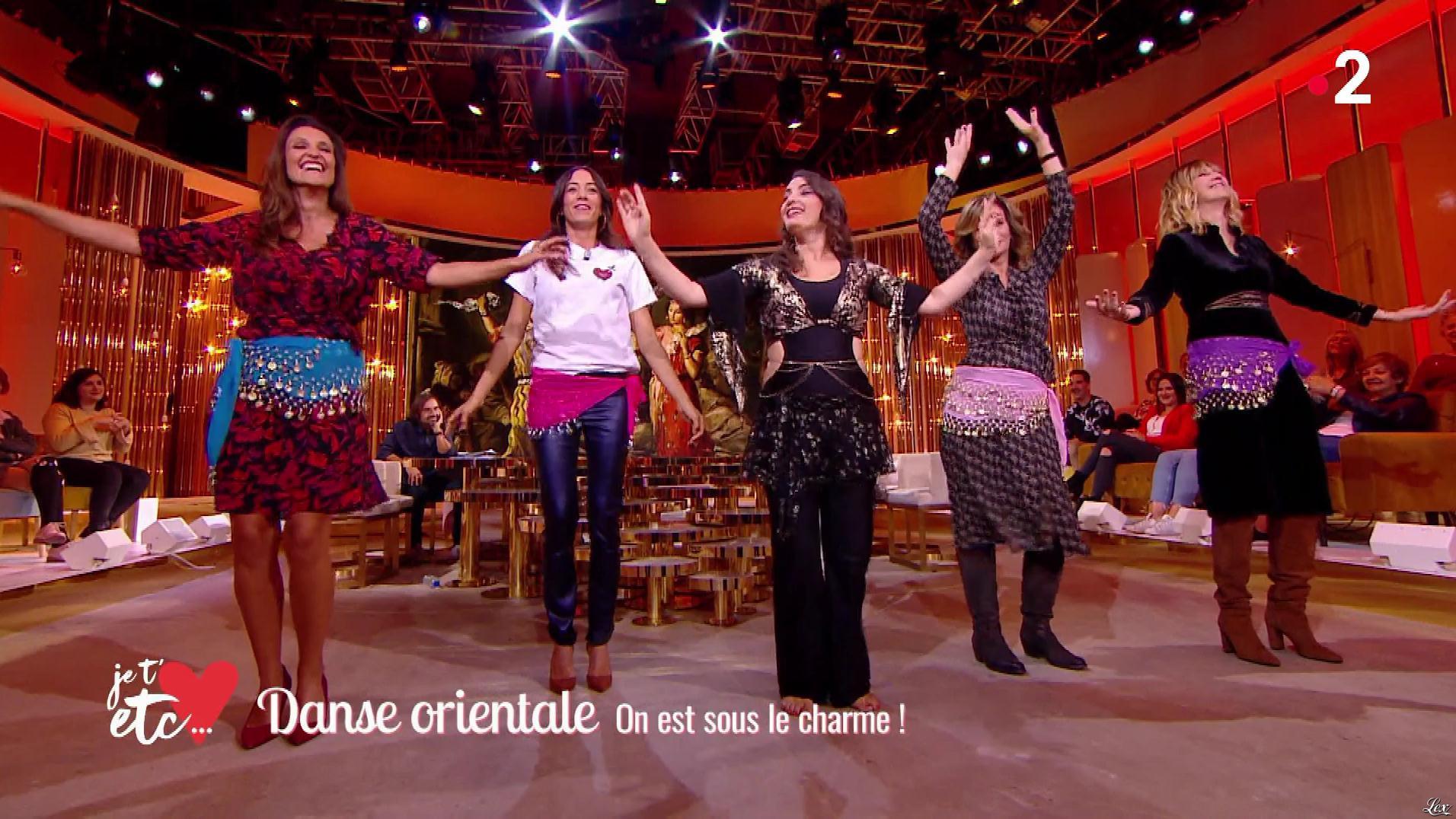 Janane Boudili dans Je t aime Etc. Diffusé à la télévision le 08/10/18.