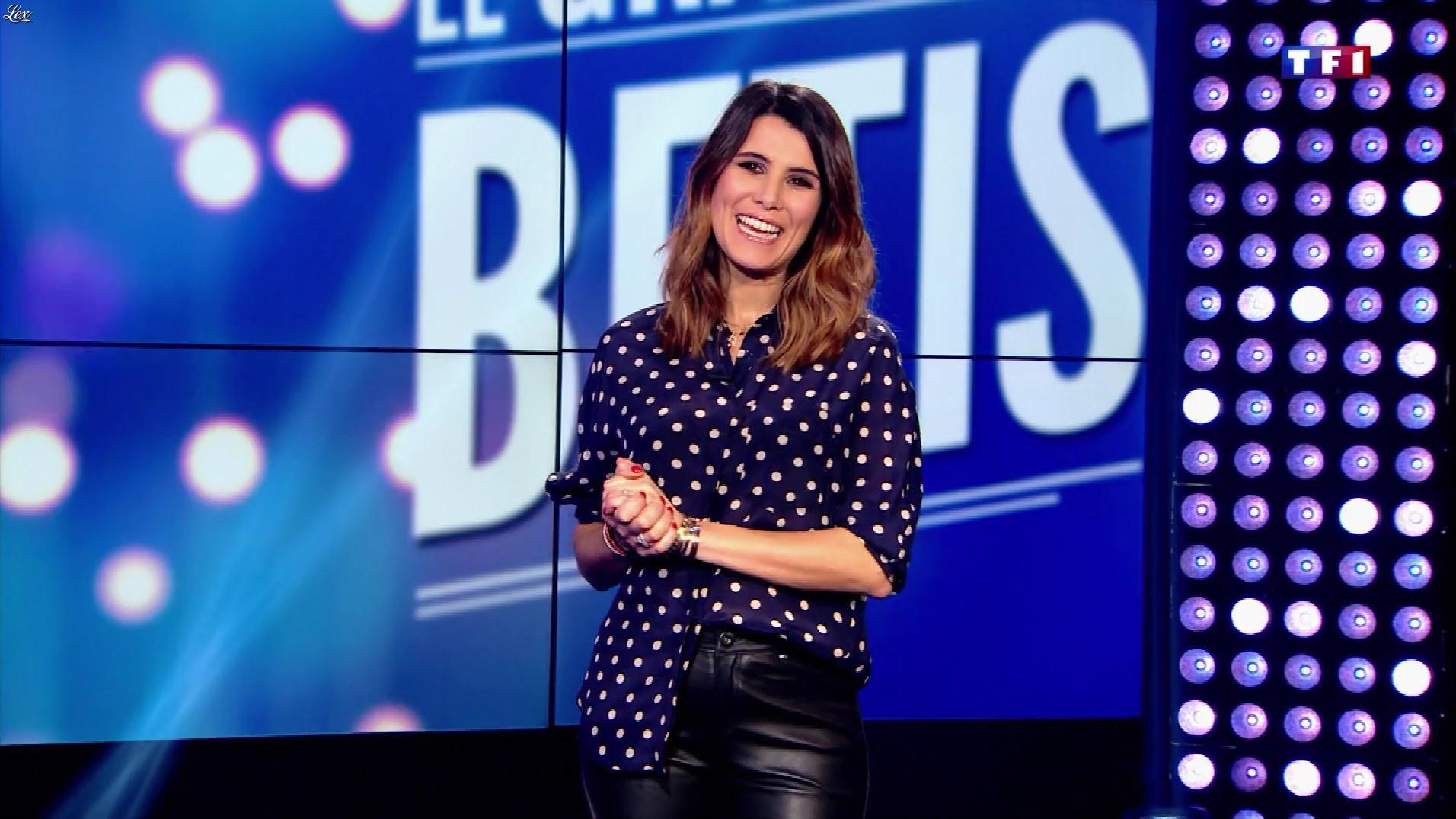 Karine Ferri dans le Grand Bêtisier. Diffusé à la télévision le 25/08/18.