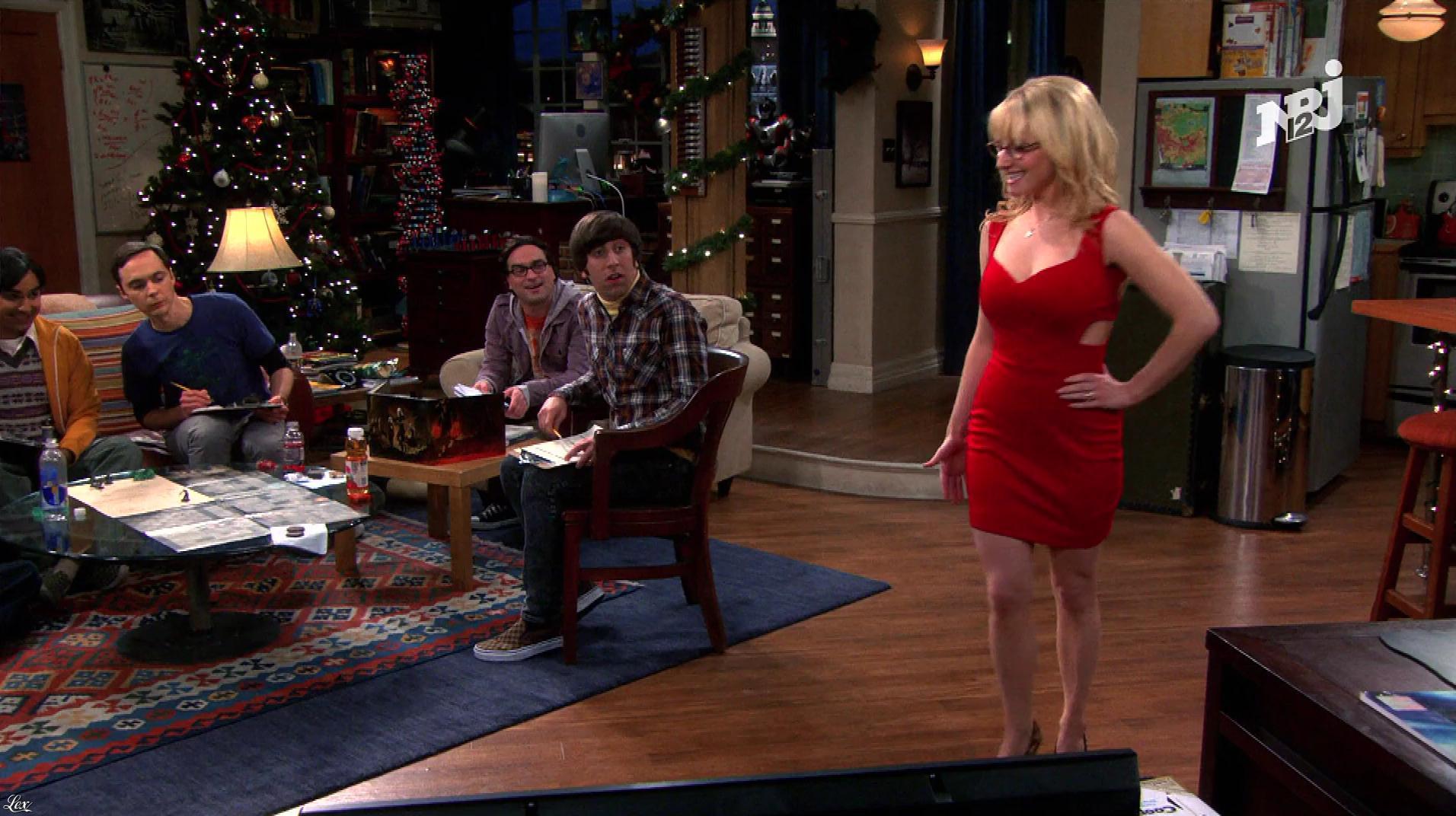 Mélissa Rauch dans The Big Bang Theory. Diffusé à la télévision le 06/06/18.