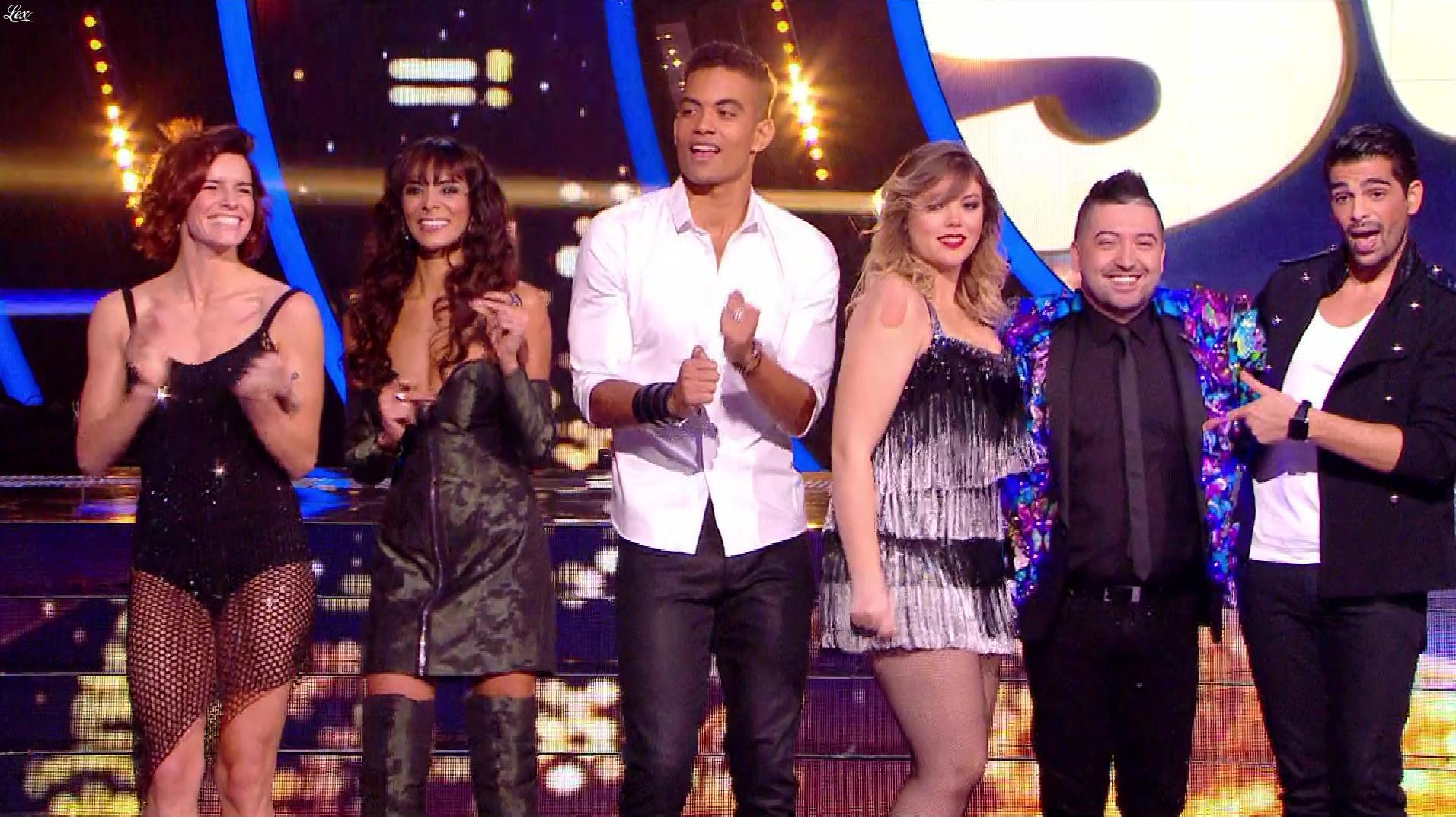 Shy m'dans Danse avec les Stars. Diffusé à la télévision le 17/11/18.