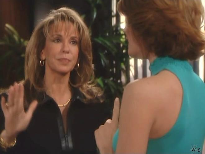 Jess Walton dans les Feux De l'Amour. Diffusé à la télévision le 15/02/05.