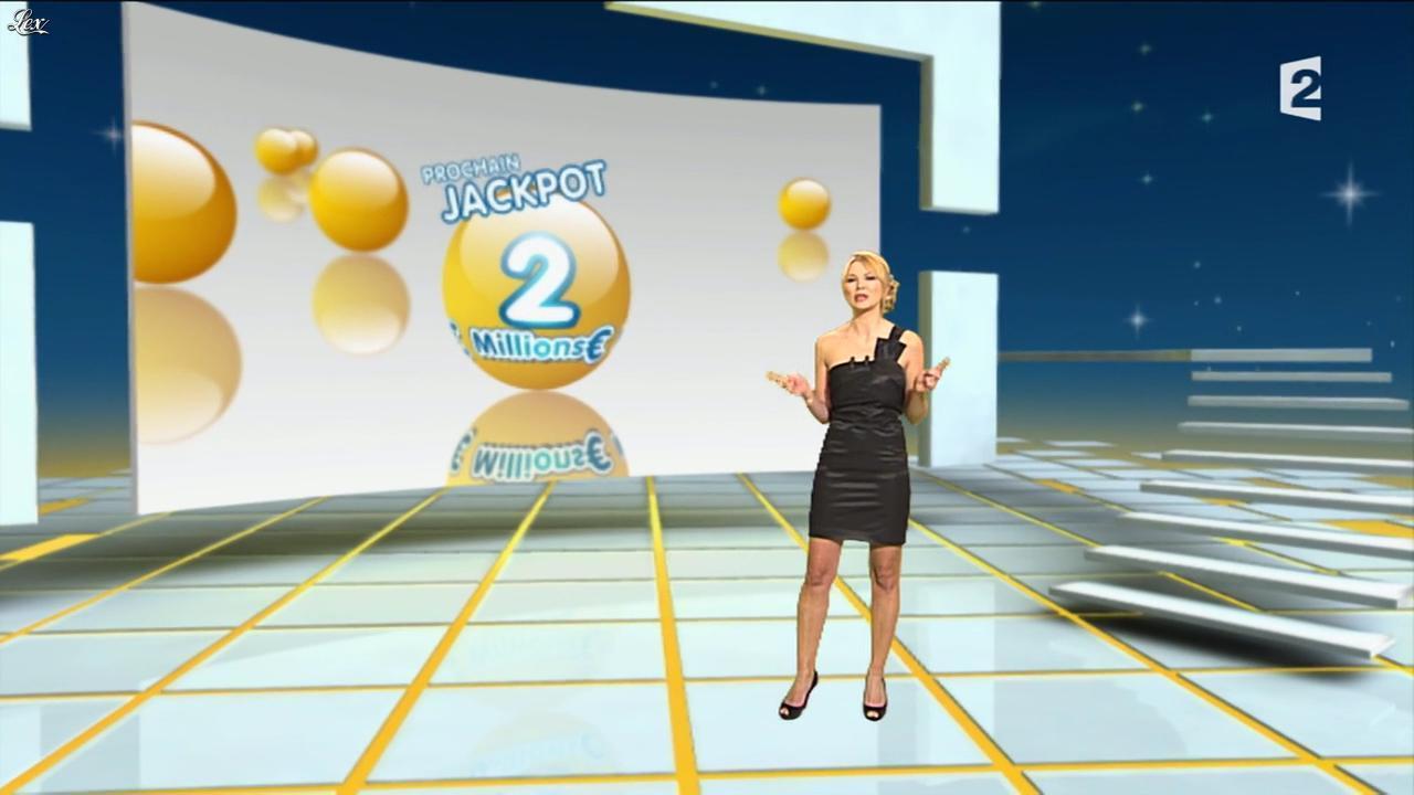 Marie-Gabrielle Lesne @ Le Tirage du Loto ��� 24/12/11 :: le boxon.