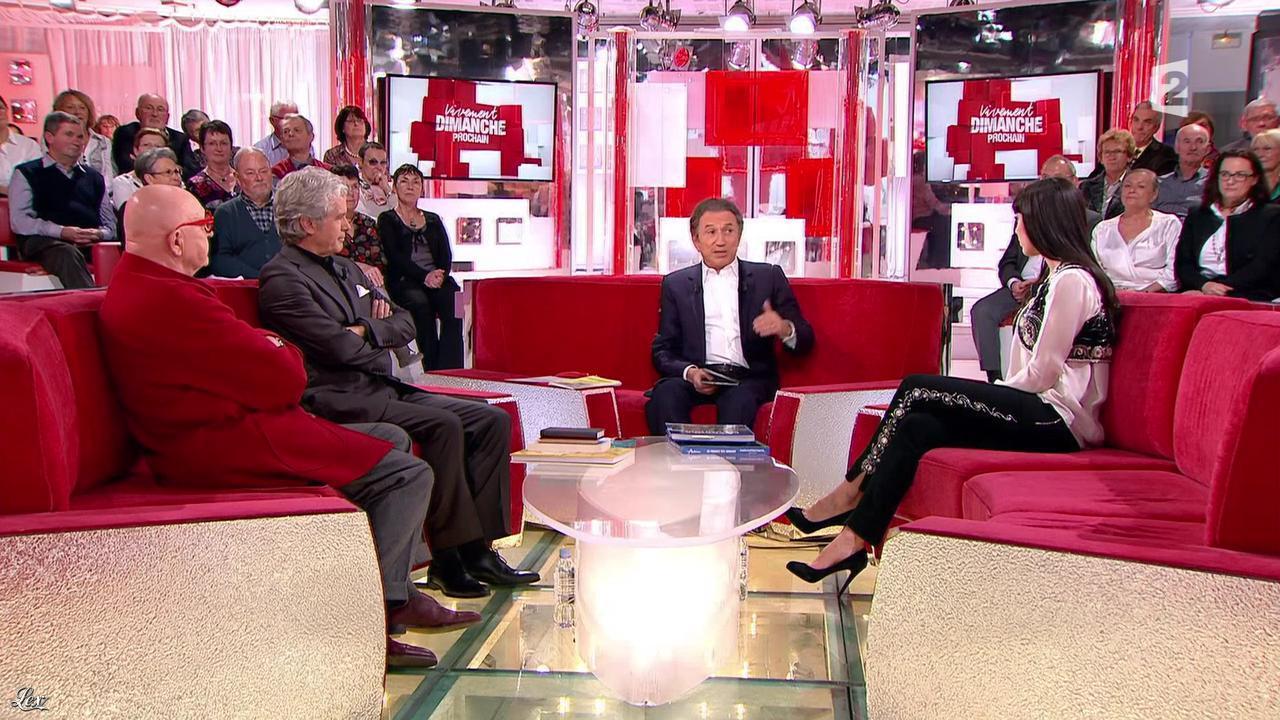 Nolwenn Leroy dans Vivement Dimanche Prochain. Diffusé à la télévision le 12/12/11.