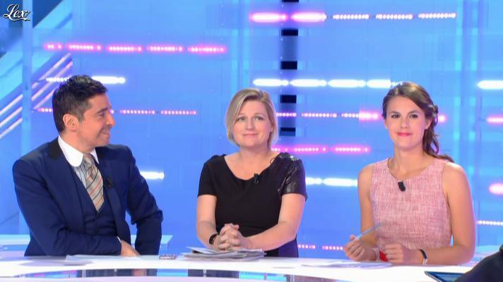 Emilie Besse dans la Nouvelle Edition. Diffusé à la télévision le 16/05/13.