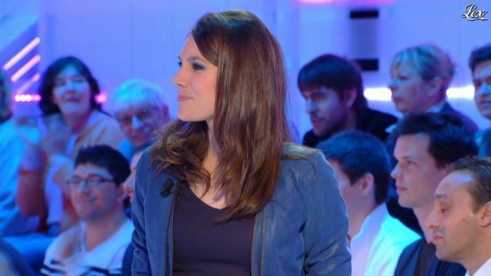 Emilie Besse dans la Nouvelle Edition. Diffusé à la télévision le 20/03/13.