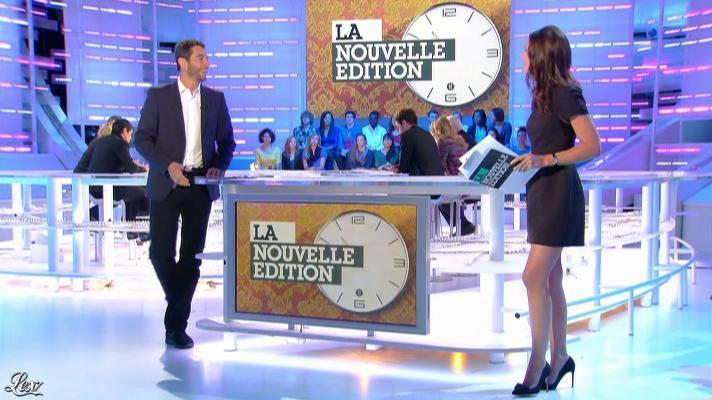 Emilie Besse dans la Nouvelle Edition. Diffusé à la télévision le 29/04/13.