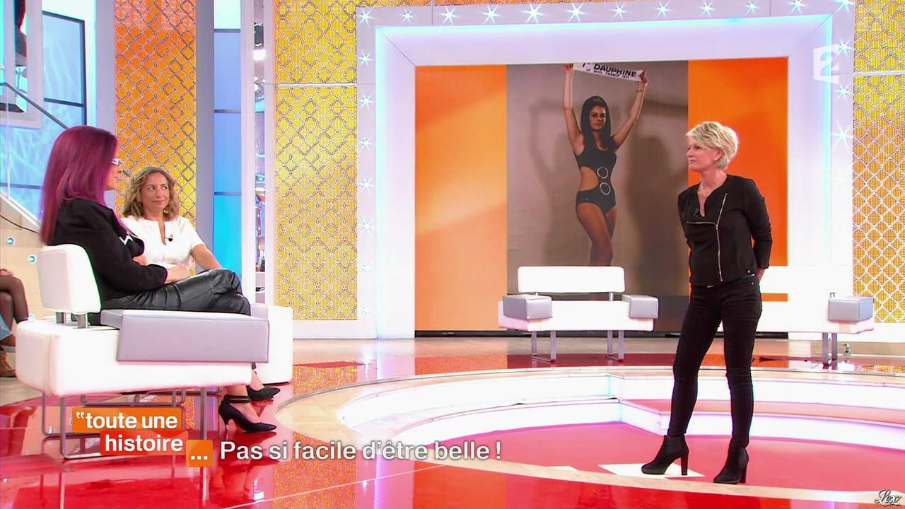 Nadia dans Toute une Histoire. Diffusé à la télévision le 06/05/14.