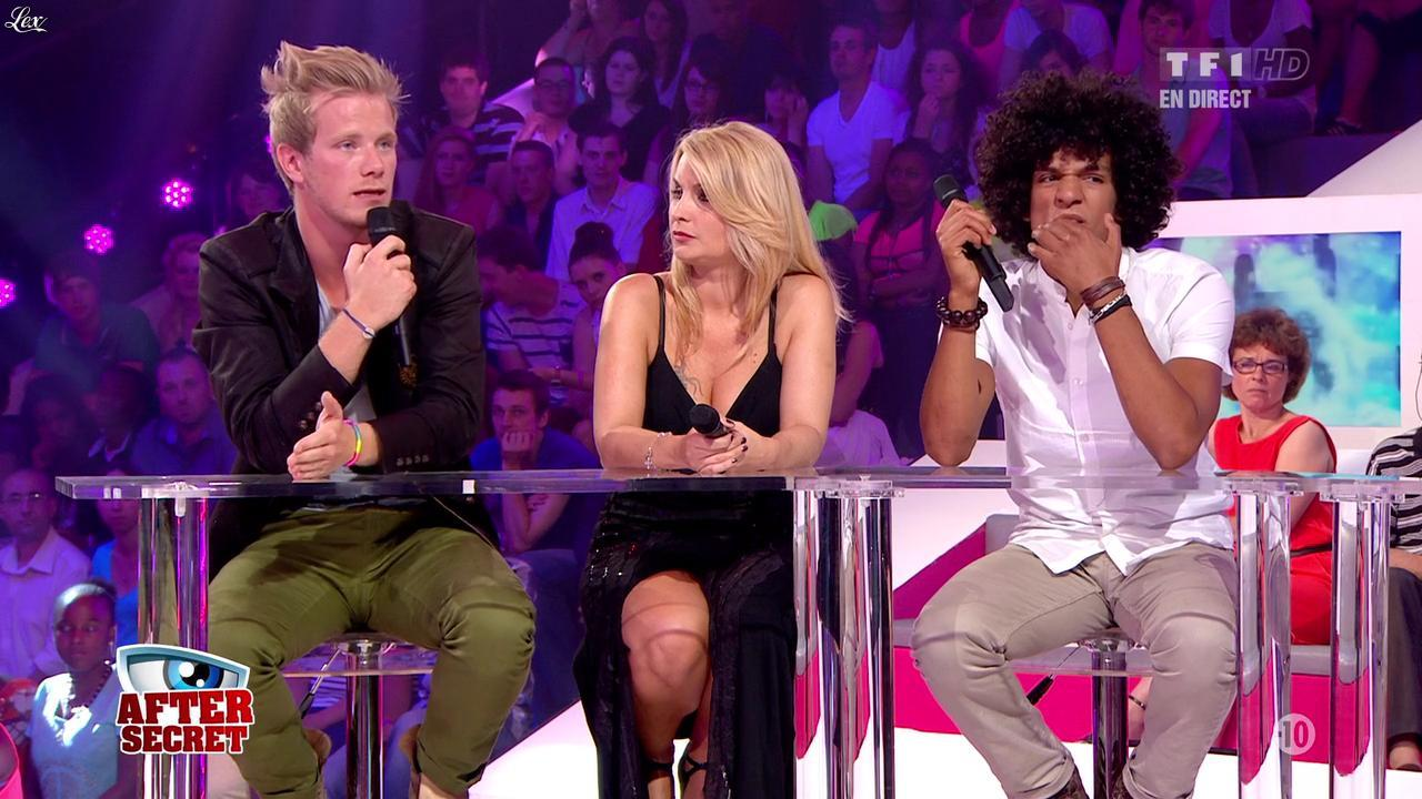 Sonja dans Secret Story. Diffusé à la télévision le 02/08/13.