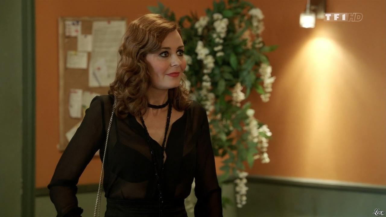 Christelle Reboul dans Nos Chers Voisins. Diffusé à la télévision le 27/02/16.