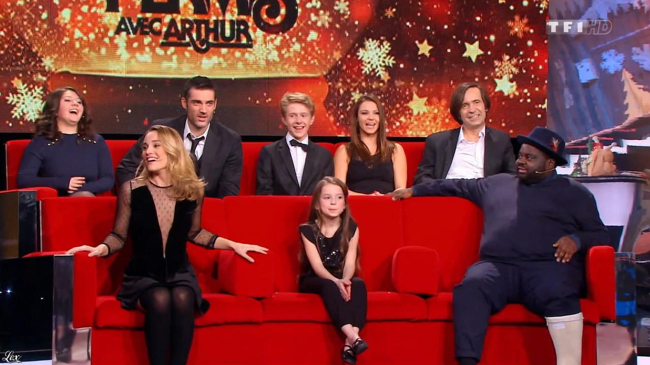 Joy Esther dans le 31 Tout Est Permis. Diffusé à la télévision le 31/12/15.