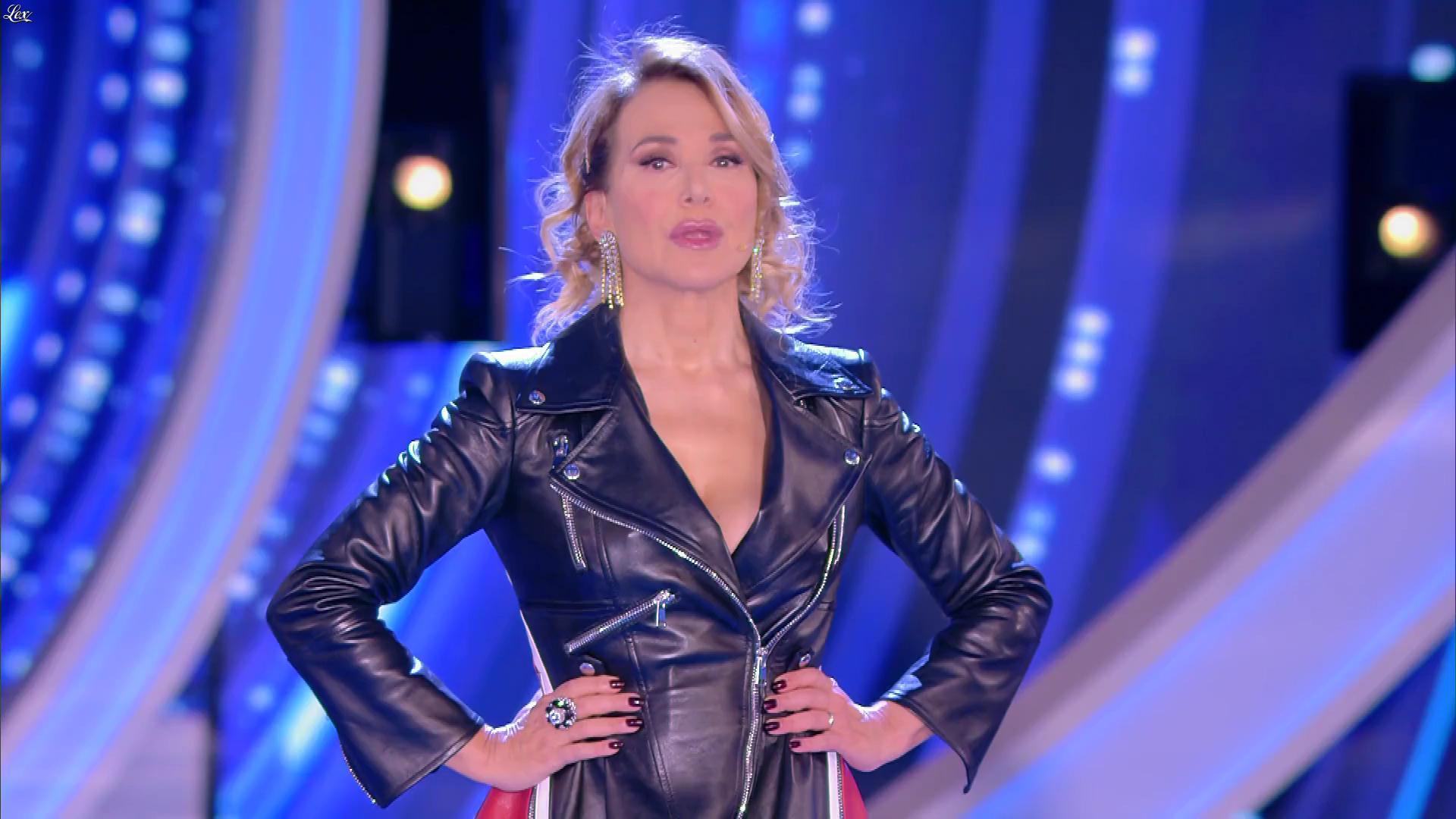 Barbara d'Urso dans Grande Fratello. Diffusé à la télévision le 06/05/19.