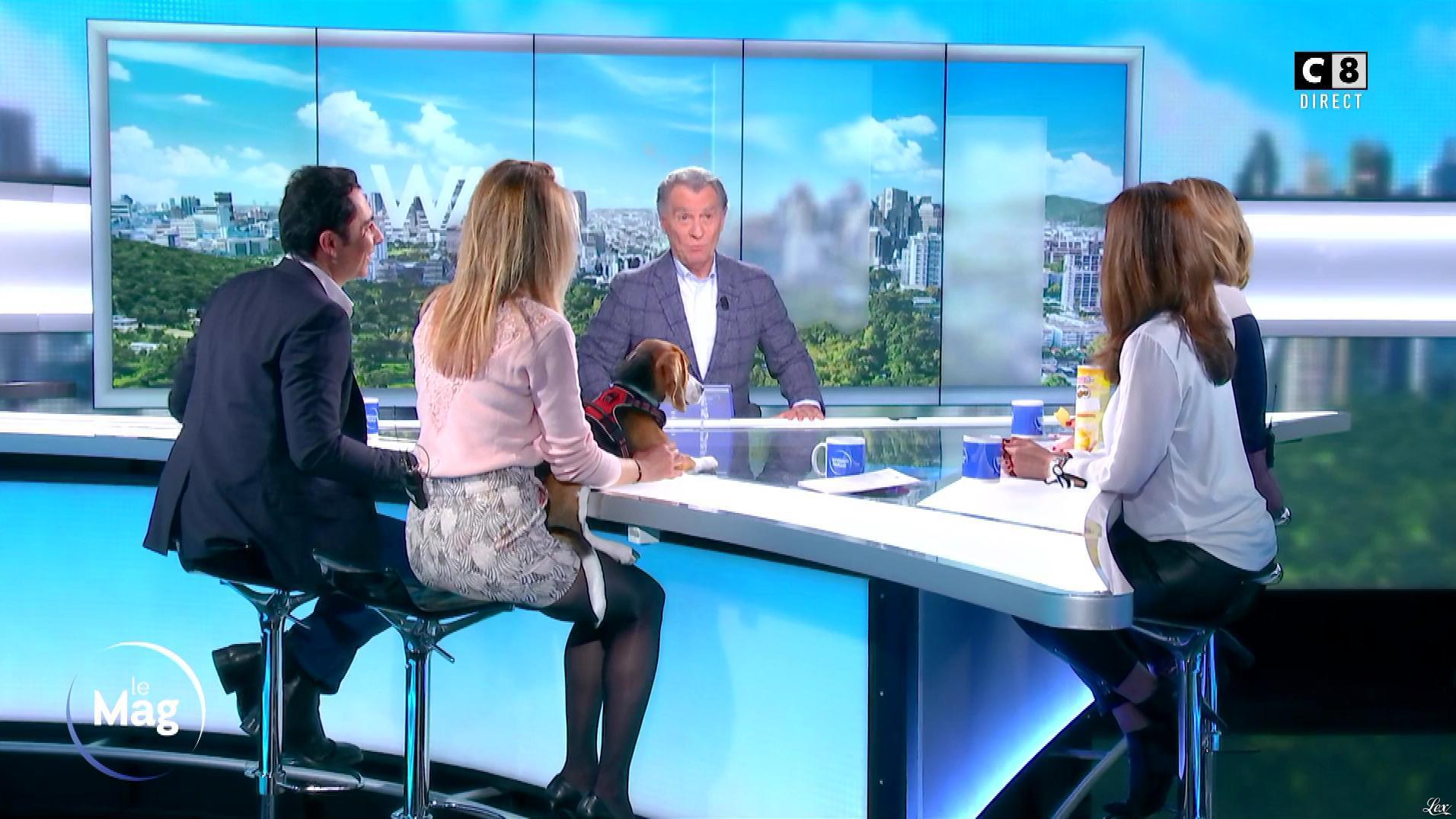 Caroline Delage, Caroline Munoz et Sandrine Arcizet dans William à Midi. Diffusé à la télévision le 15/03/19.