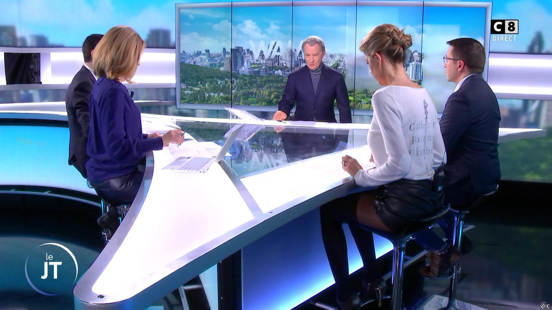 Caroline Delage et Rachel Bourlier dans William à Midi. Diffusé à la télévision le 21/02/19.