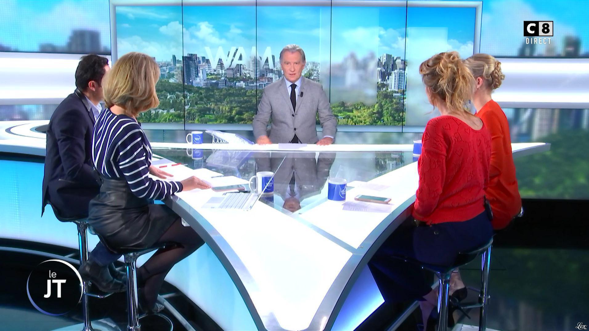 Caroline Delage dans William à Midi. Diffusé à la télévision le 01/04/19.