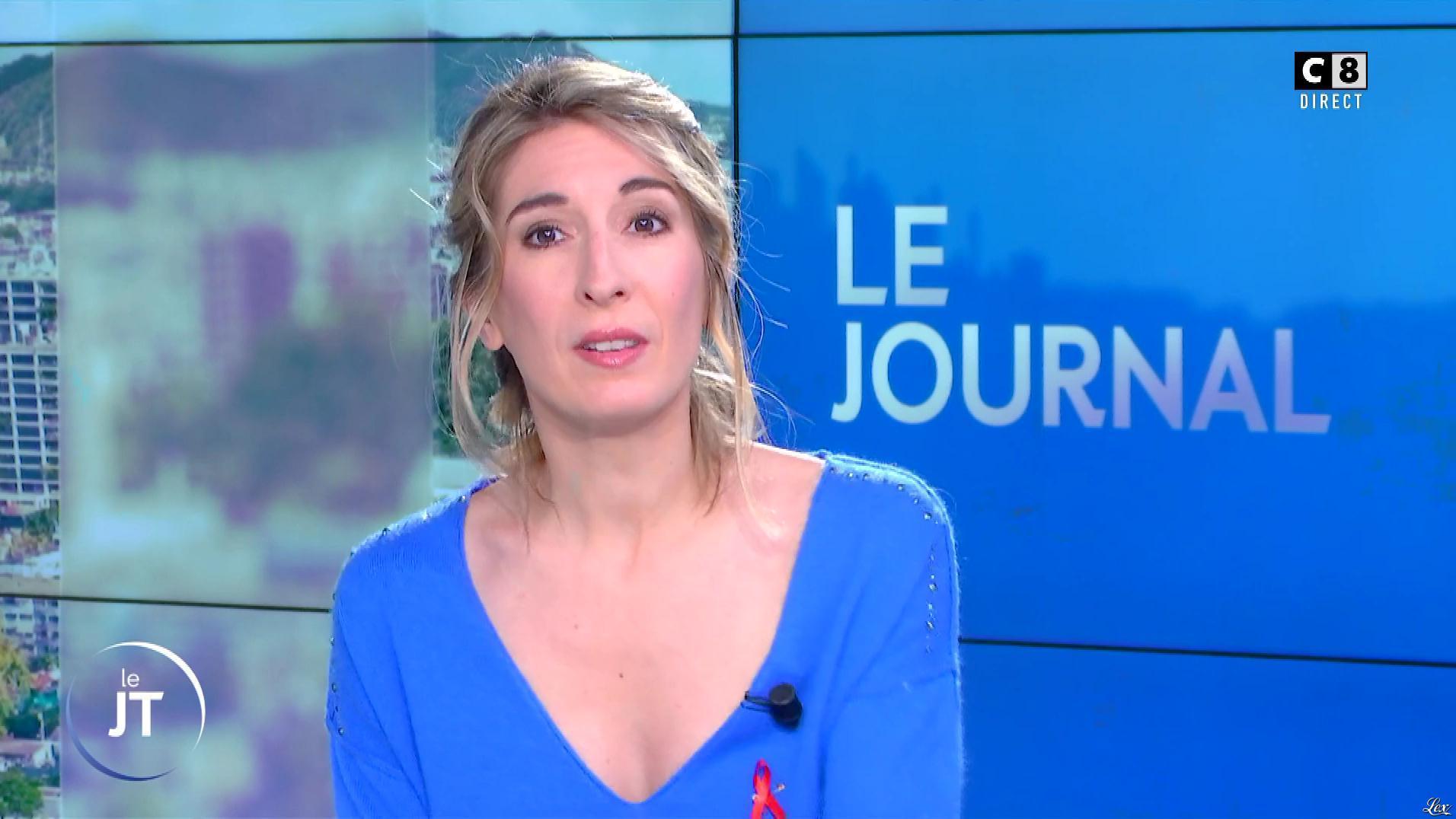 Caroline Delage dans William à Midi. Diffusé à la télévision le 05/04/19.