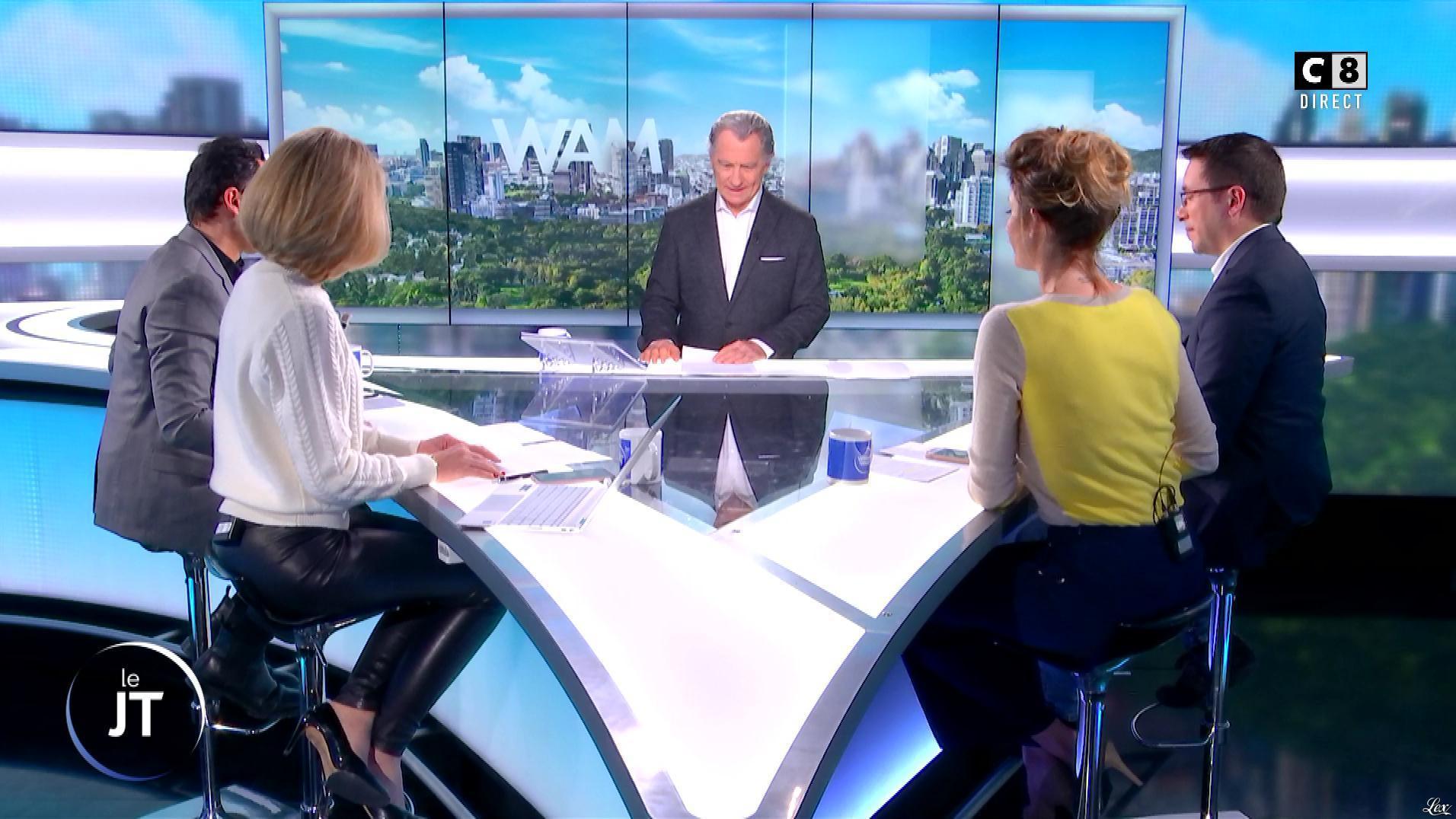 Caroline Delage dans William à Midi. Diffusé à la télévision le 06/03/19.