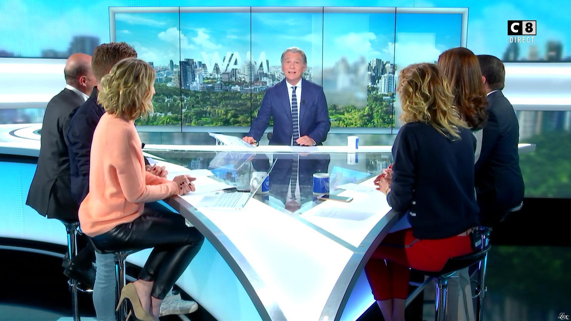 Caroline Delage dans William à Midi. Diffusé à la télévision le 07/05/19.