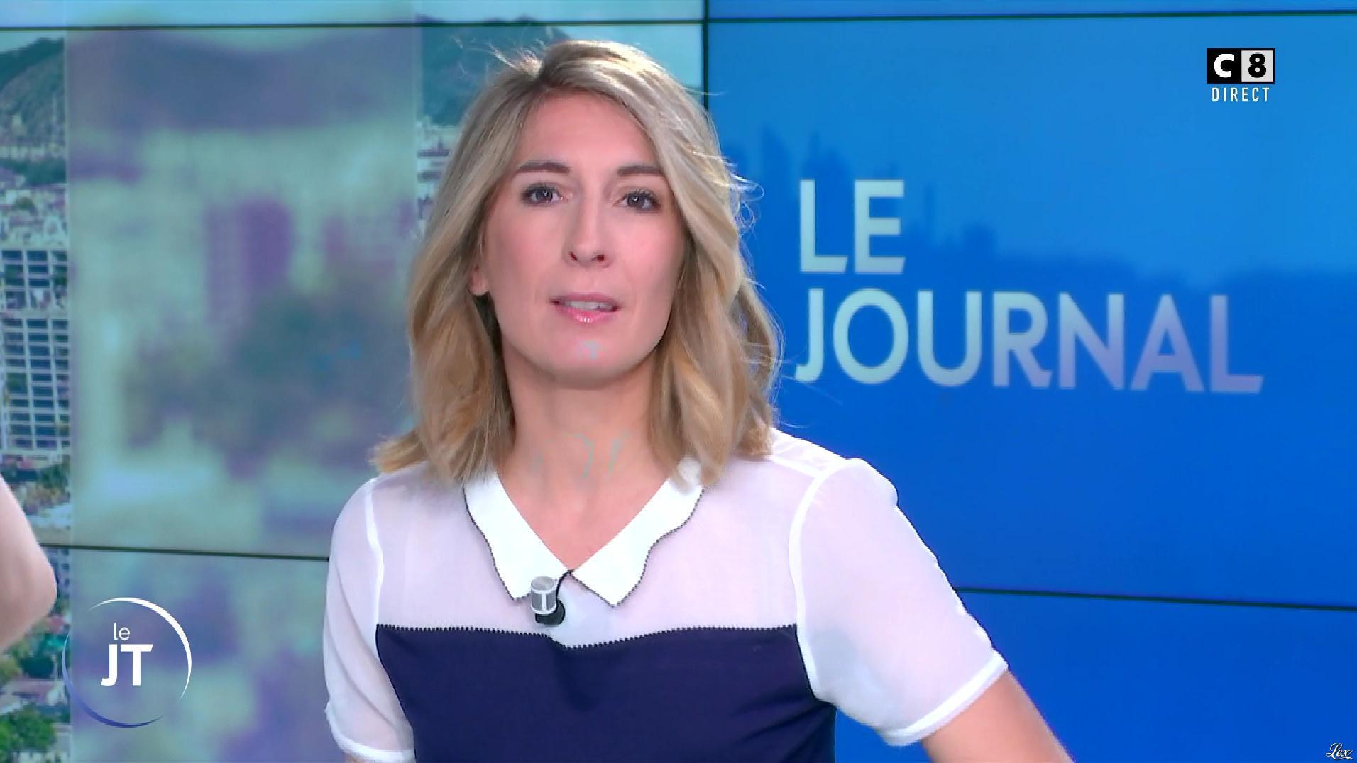 Caroline Delage dans William à Midi. Diffusé à la télévision le 15/03/19.