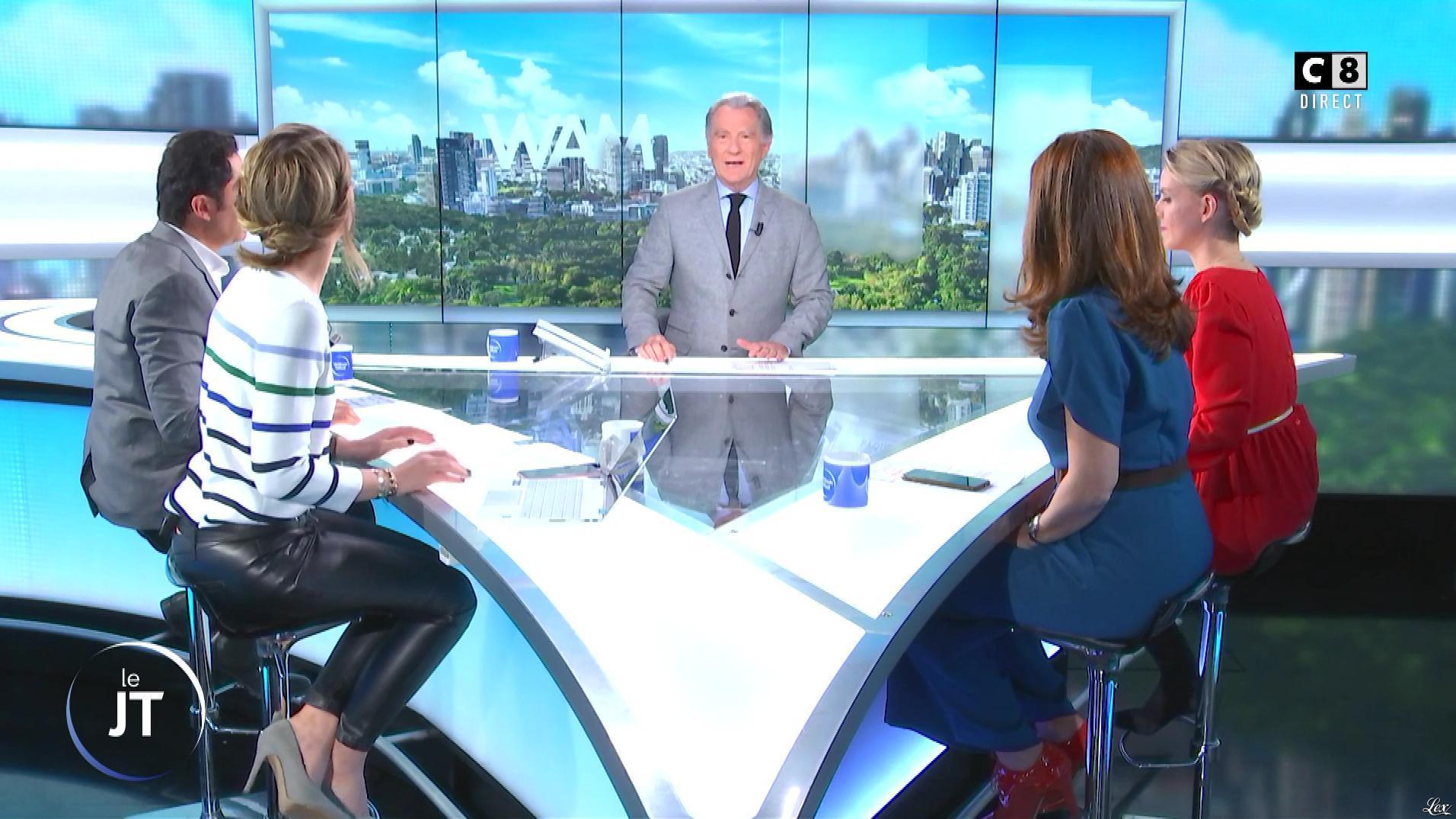 Caroline Delage dans William à Midi. Diffusé à la télévision le 19/04/19.