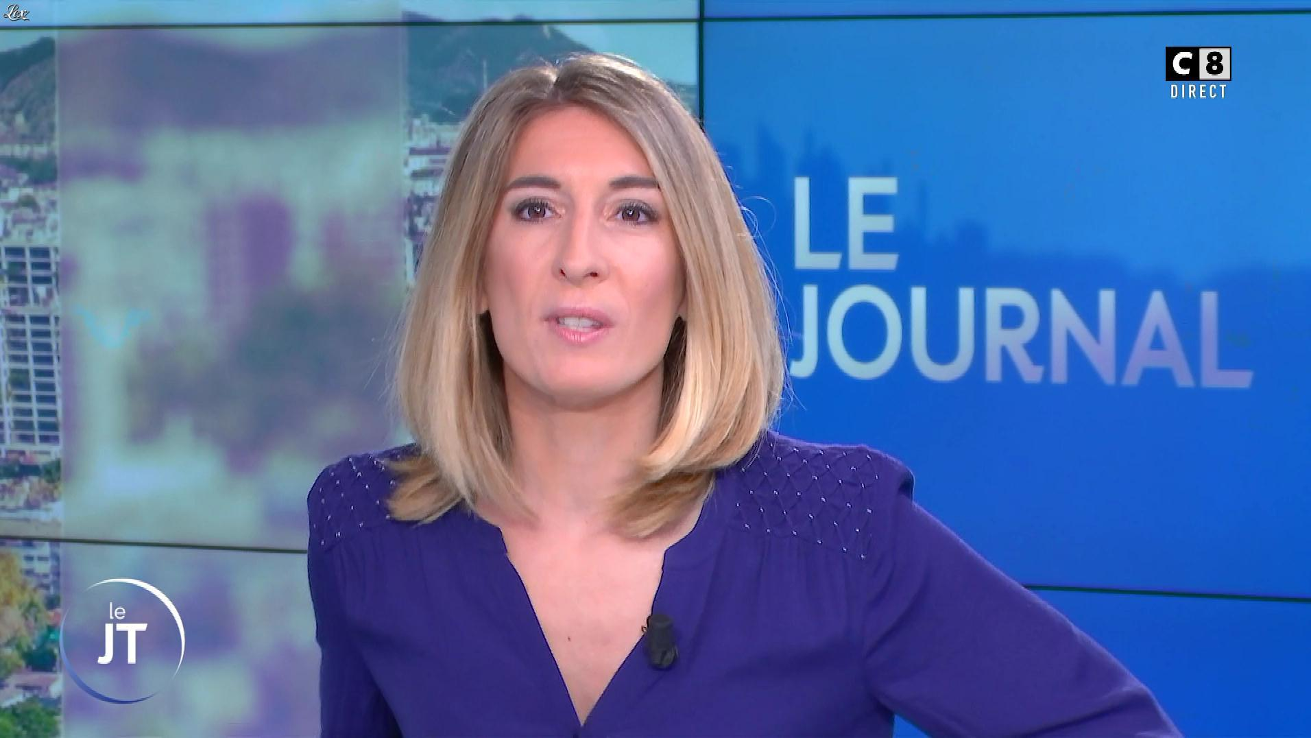 Caroline Delage dans William à Midi. Diffusé à la télévision le 21/02/19.