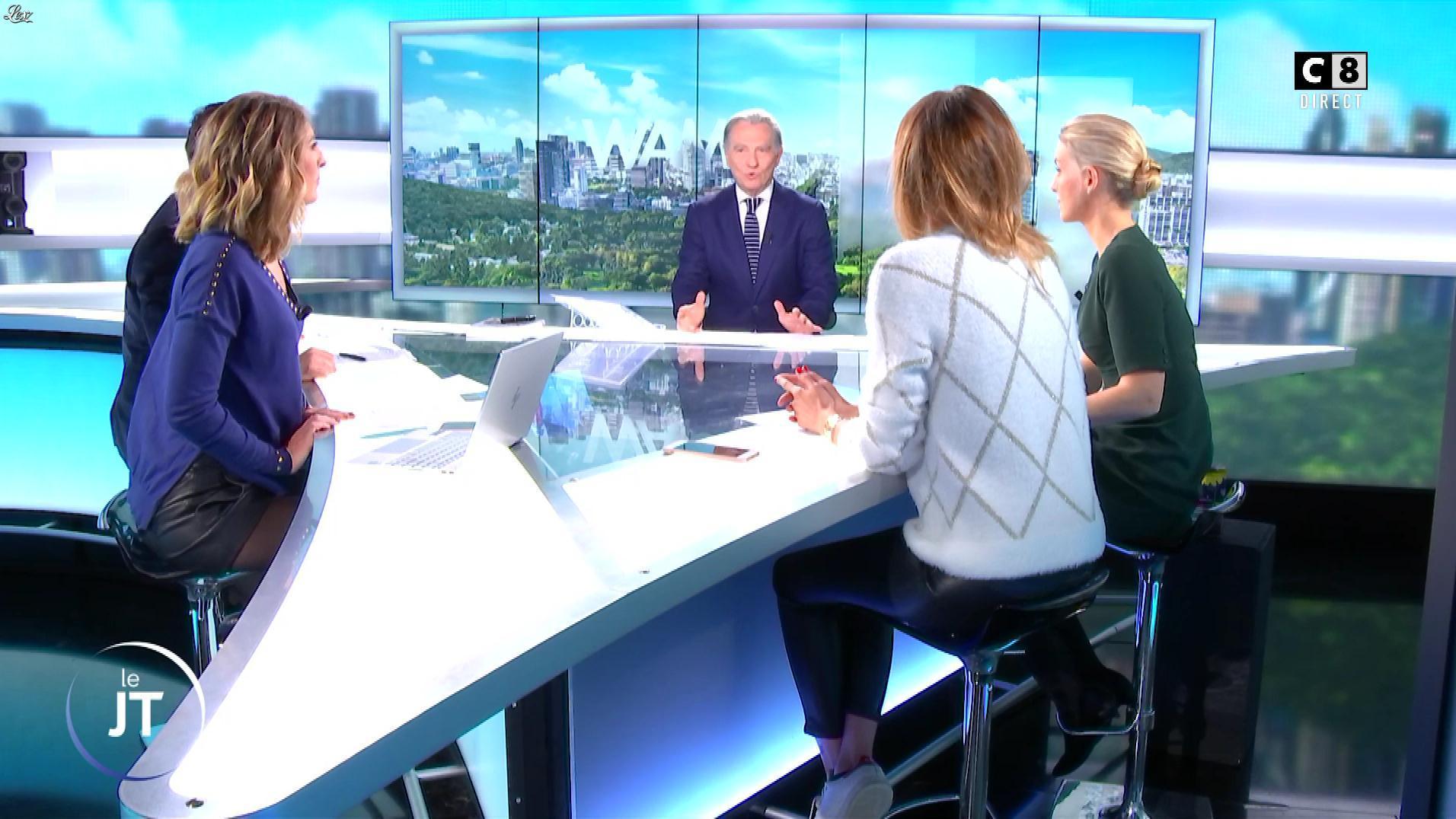 Caroline Ithurbide et Caroline Delage dans William à Midi. Diffusé à la télévision le 07/01/19.