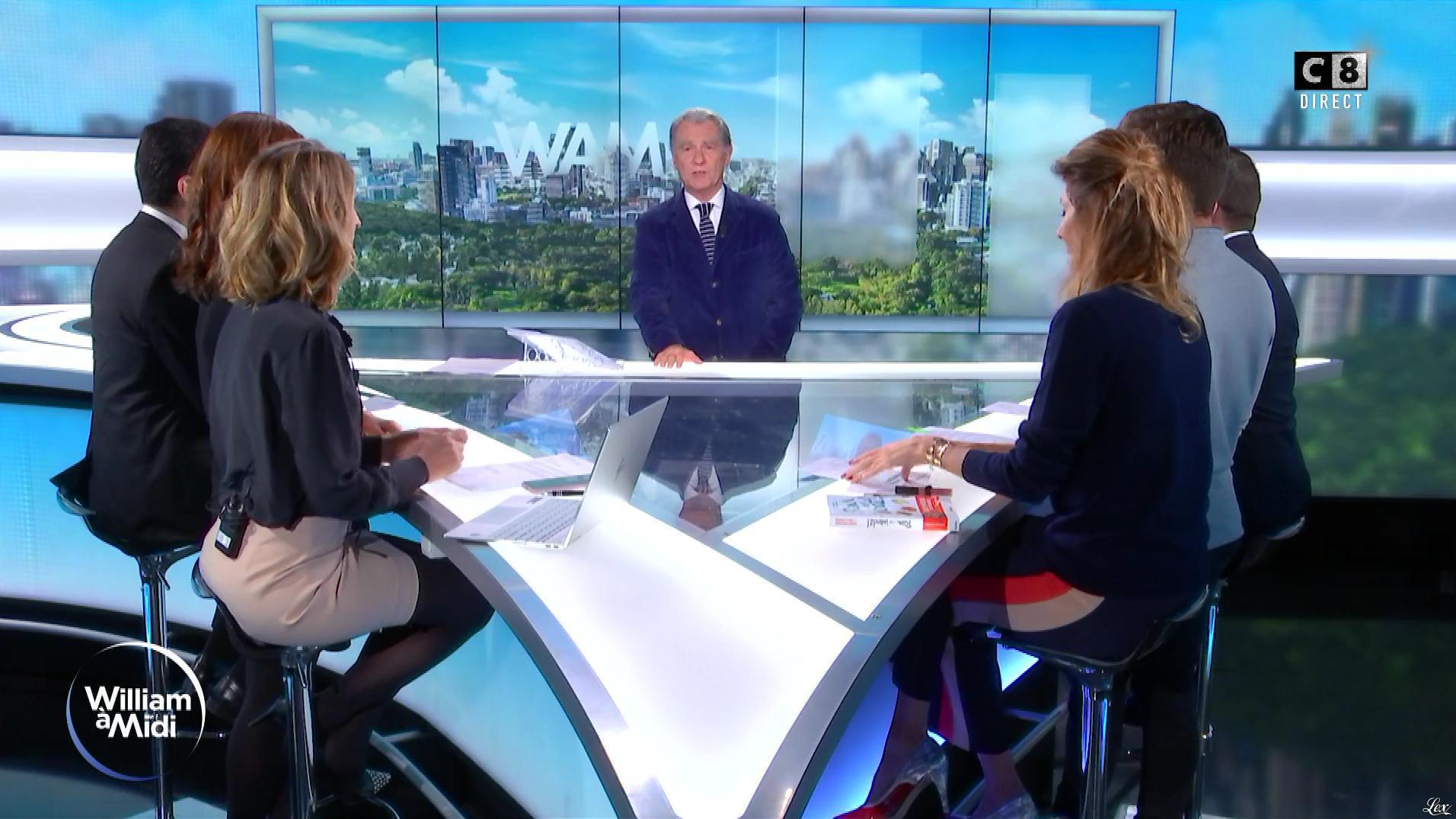 Caroline Ithurbide et Caroline Delage dans William à Midi. Diffusé à la télévision le 20/12/18.