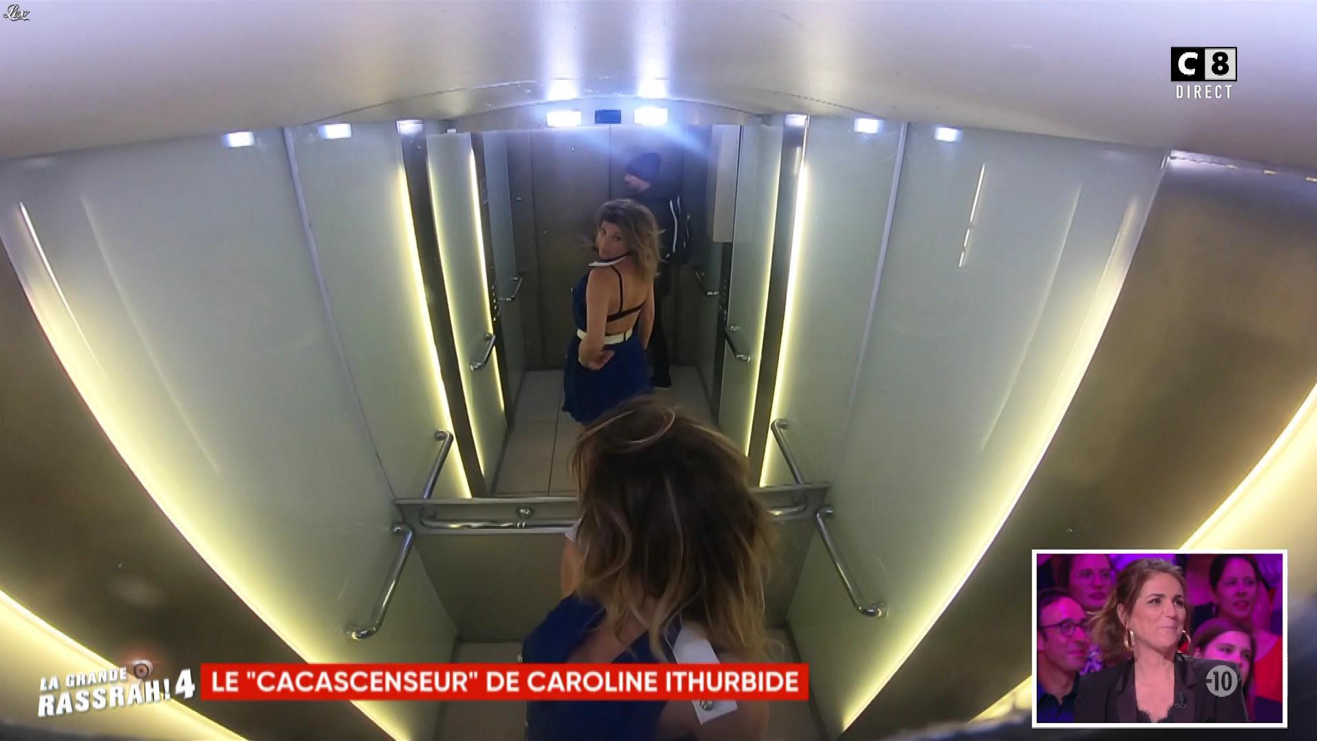 Caroline Ithurbide dans la Grande Rassrah. Diffusé à la télévision le 25/04/19.