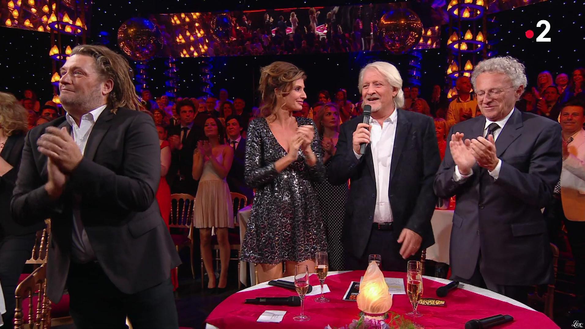 Caroline Ithurbide dans le Plus Grand Cabaret du Monde. Diffusé à la télévision le 04/05/19.