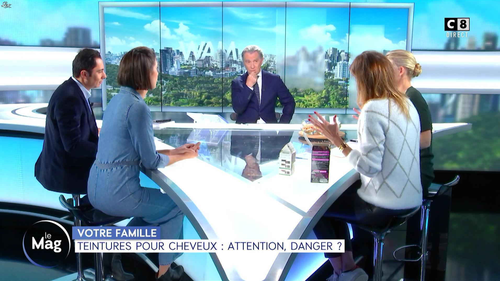 Caroline Ithurbide dans William à Midi. Diffusé à la télévision le 07/01/19.