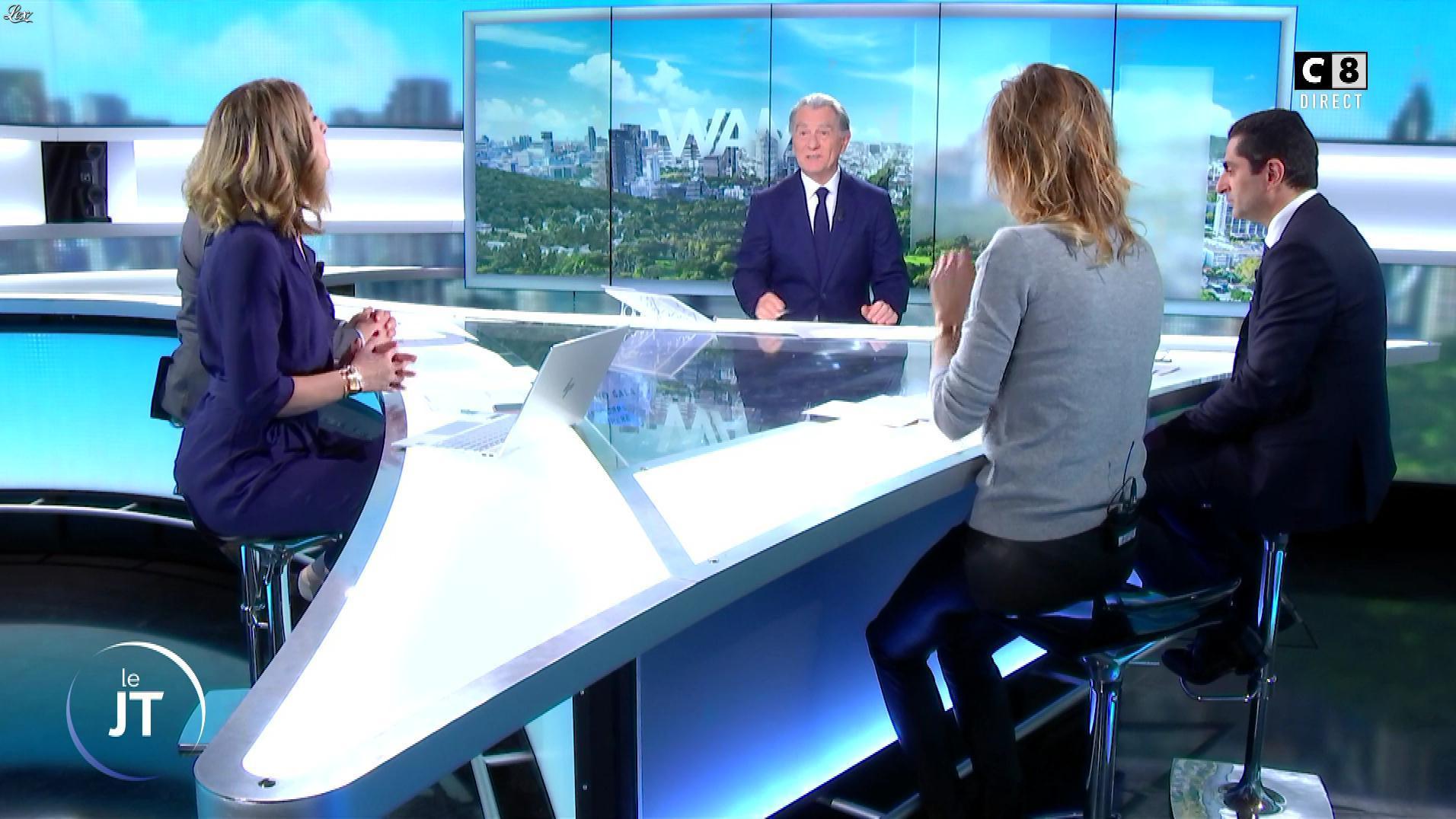 Caroline Ithurbide dans William à Midi. Diffusé à la télévision le 07/02/19.
