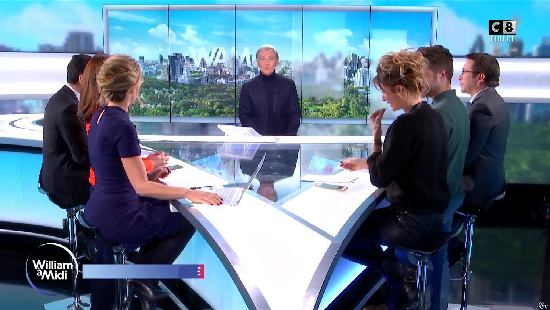 Caroline Ithurbide dans William à Midi. Diffusé à la télévision le 13/12/18.