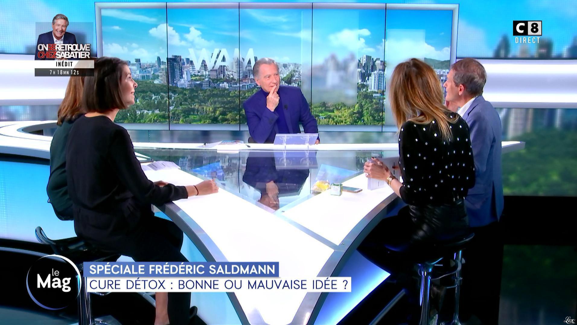 Caroline Ithurbide dans William à Midi. Diffusé à la télévision le 16/01/19.