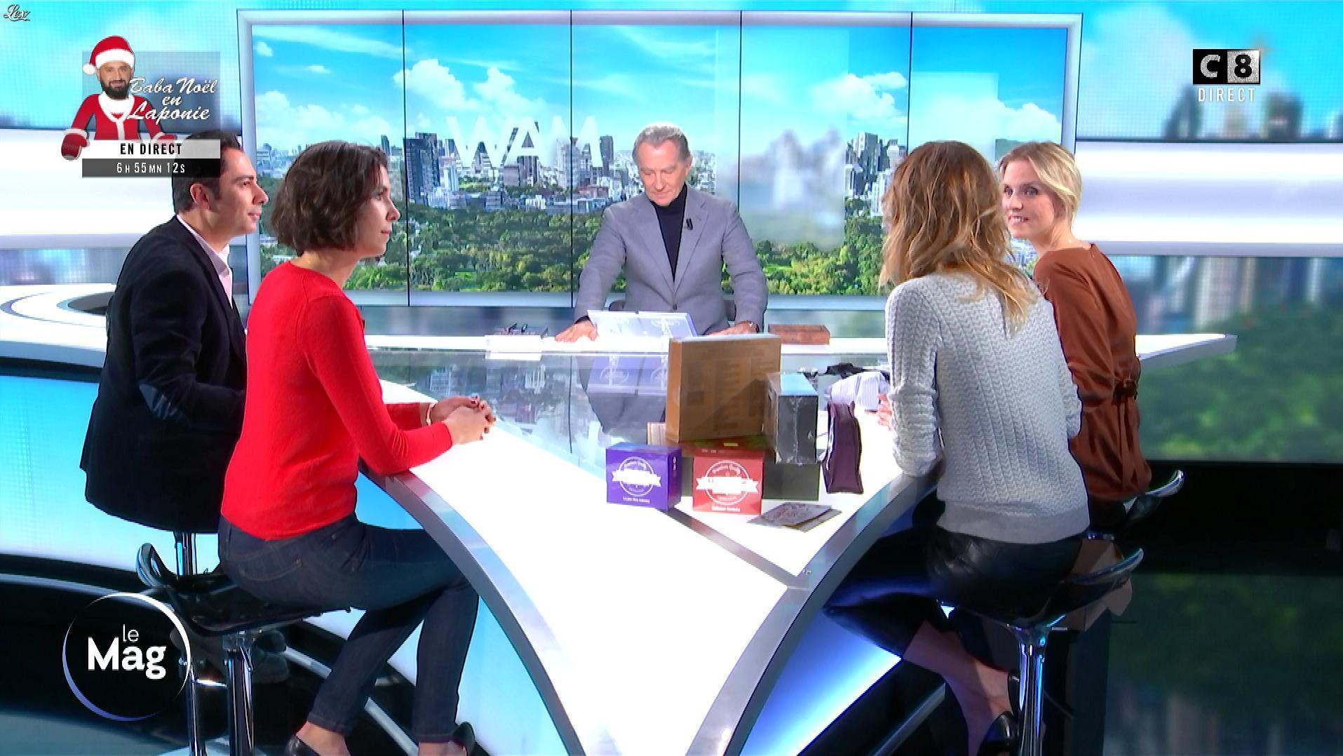 Caroline Ithurbide dans William à Midi. Diffusé à la télévision le 19/12/18.