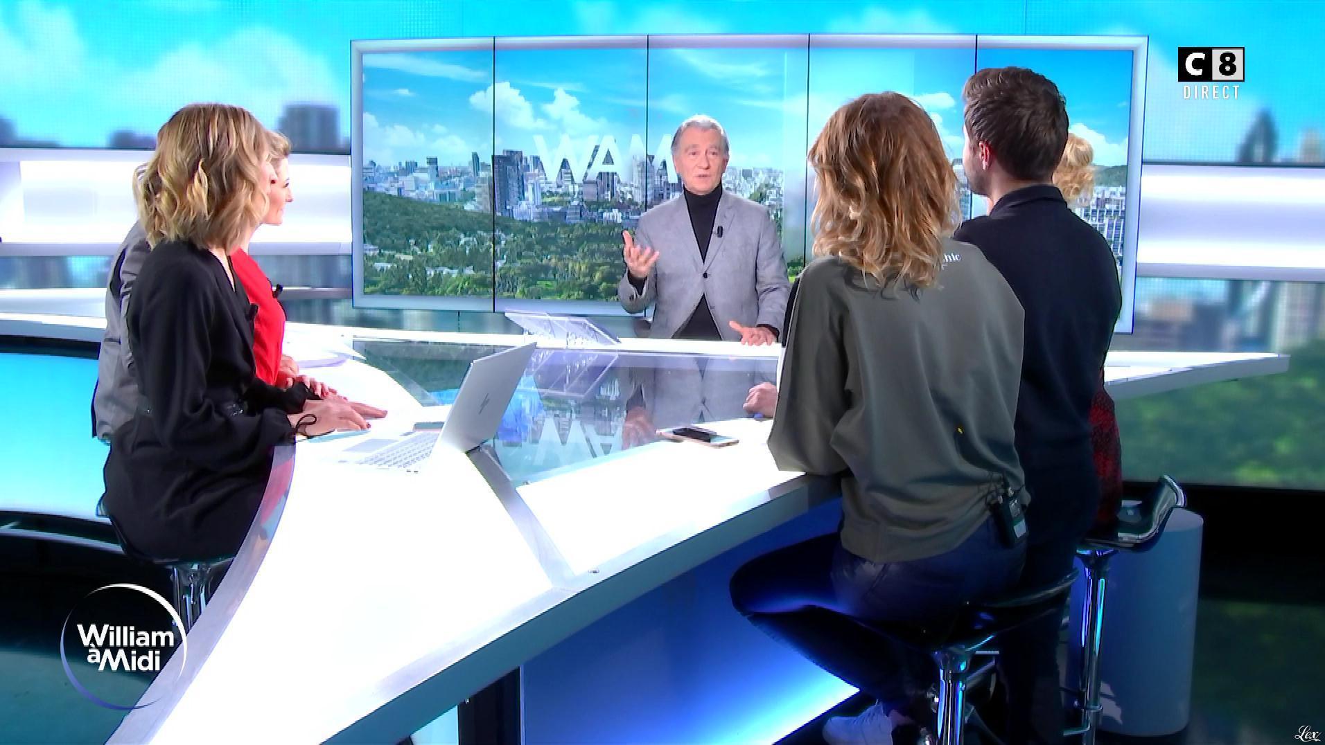 Caroline Ithurbide dans William à Midi. Diffusé à la télévision le 28/01/19.