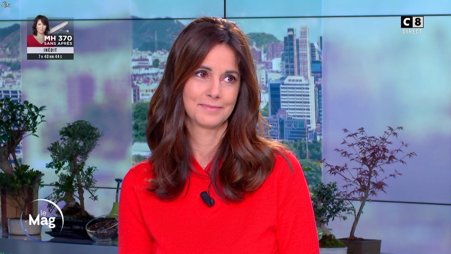 Caroline Munoz dans William à Midi. Diffusé à la télévision le 07/03/19.