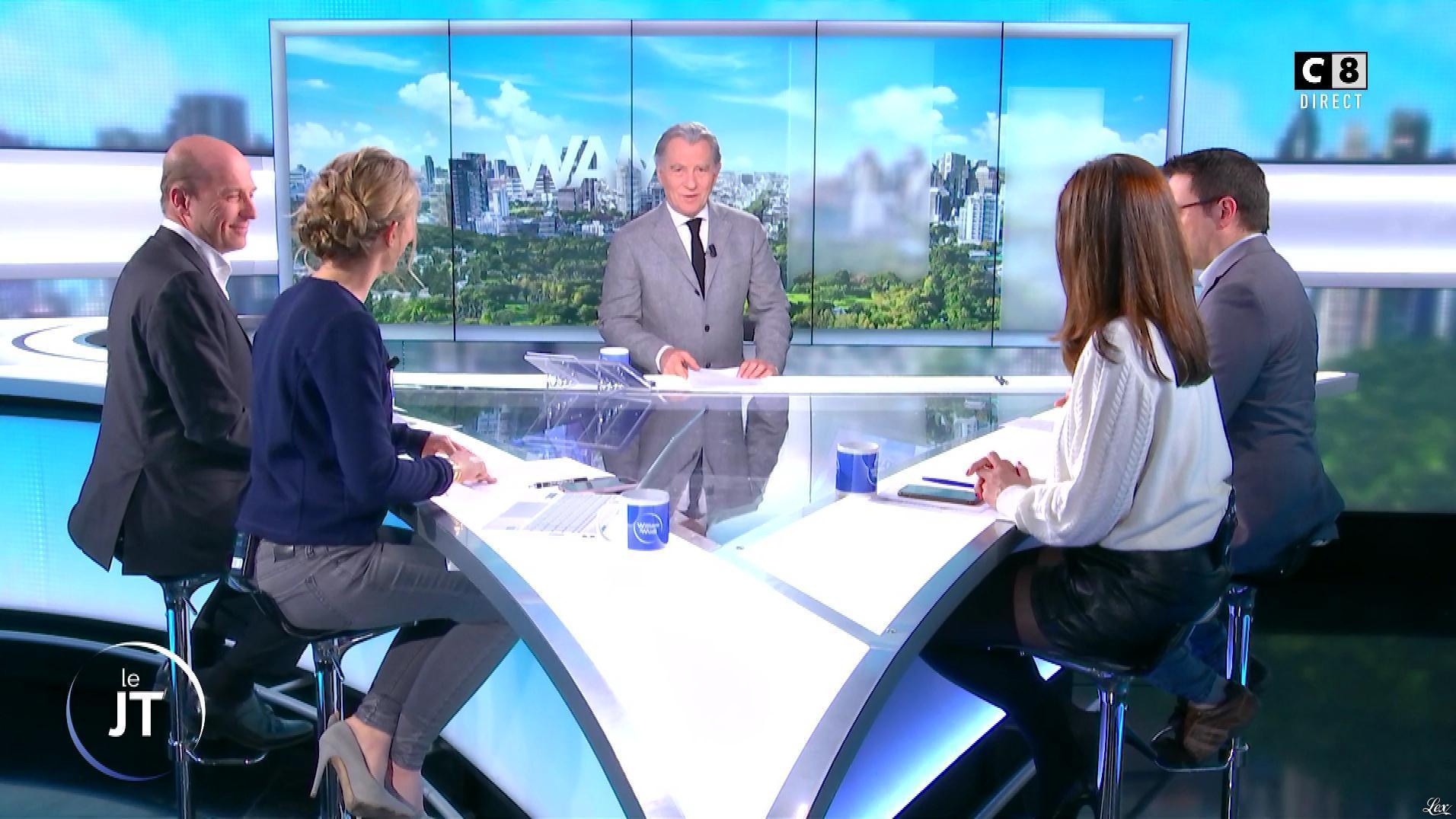 Caroline Munoz dans William à Midi. Diffusé à la télévision le 19/03/19.
