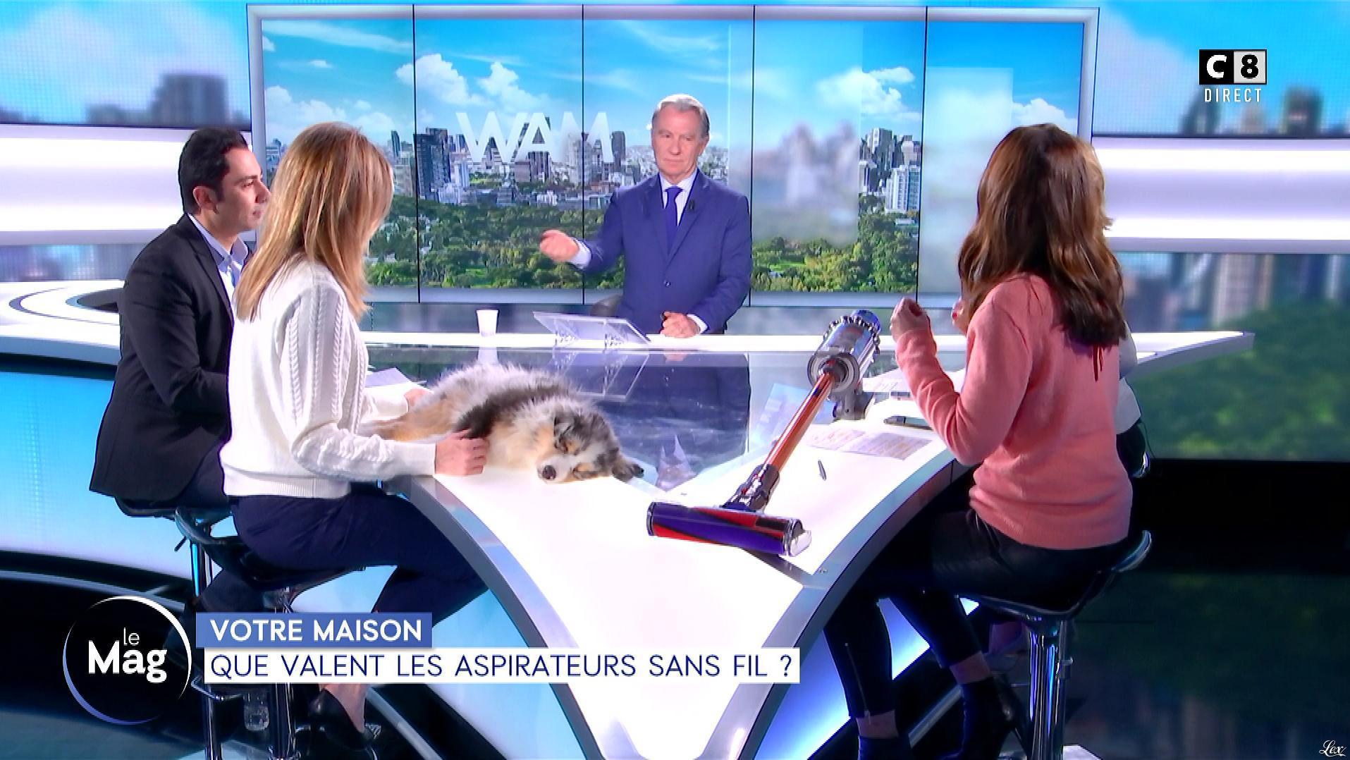 Caroline Munoz dans William à Midi. Diffusé à la télévision le 22/02/19.