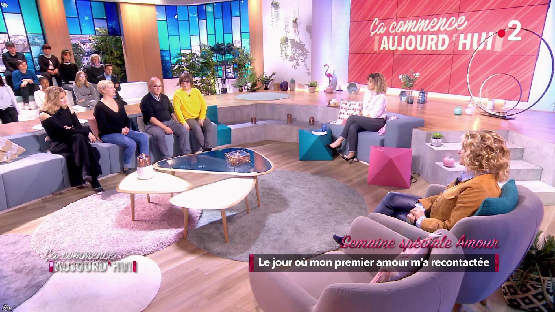 Christèle Albaret dans Ça Commence Aujourd'hui. Diffusé à la télévision le 01/05/19.