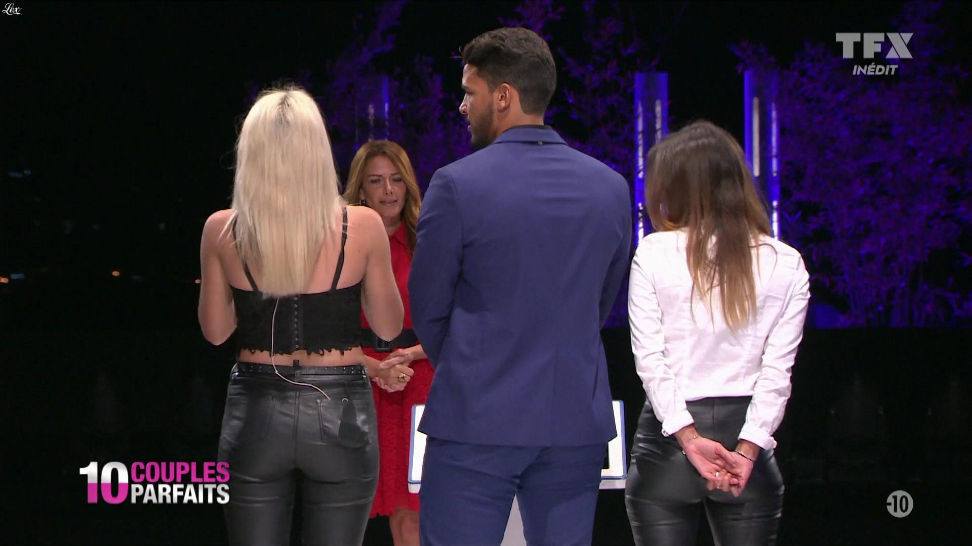 Des Candidates dans 10 Couples Parfaits. Diffusé à la télévision le 23/11/18.